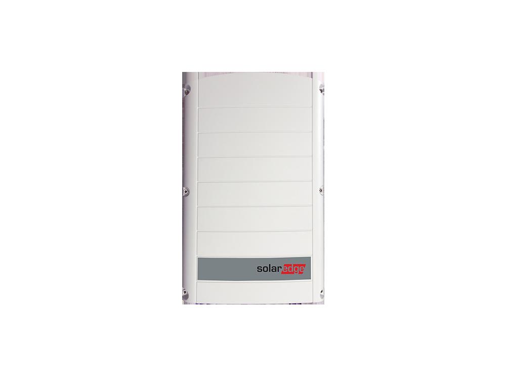 Onduleur et optimiseurs de puissance SolarEdge 1