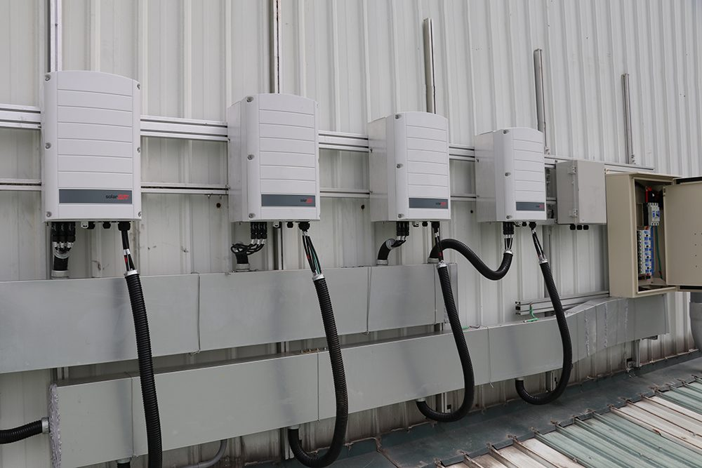 Onduleur et optimiseurs de puissance SolarEdge 3