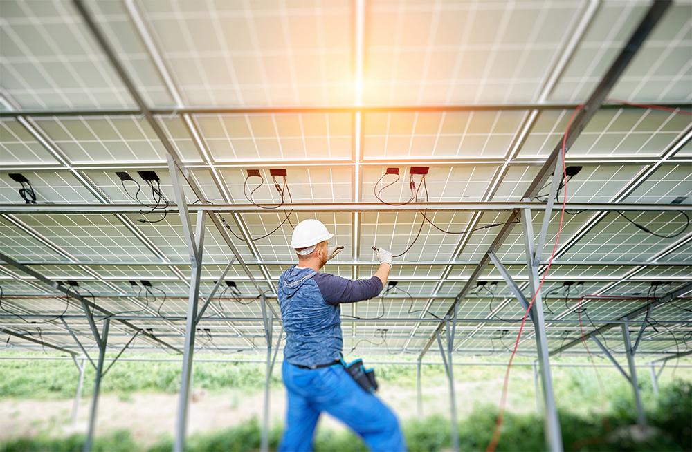 Onduleur et optimiseurs de puissance SolarEdge 4