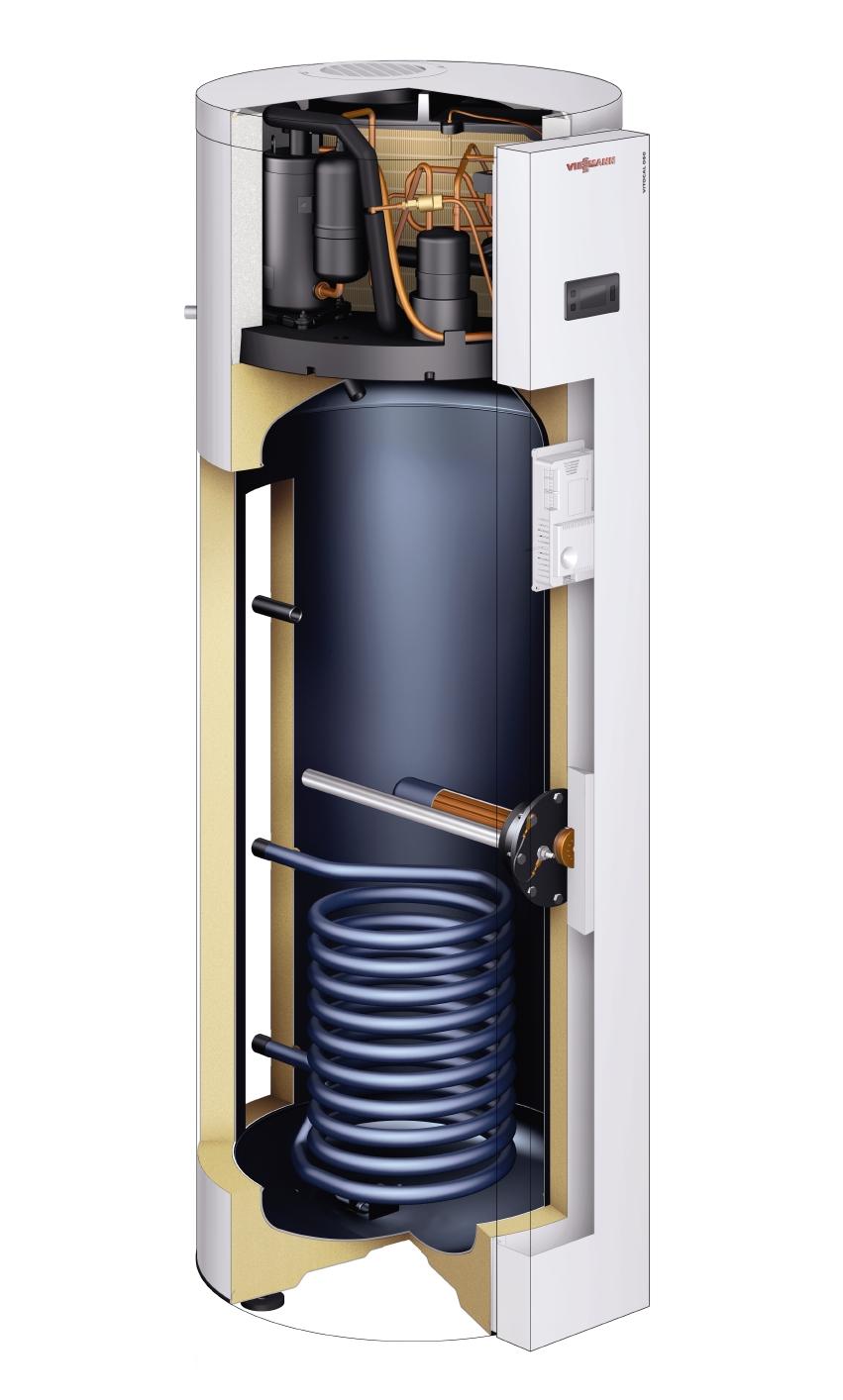 Chauffe-eau Termodynamique | EnergyGo 1