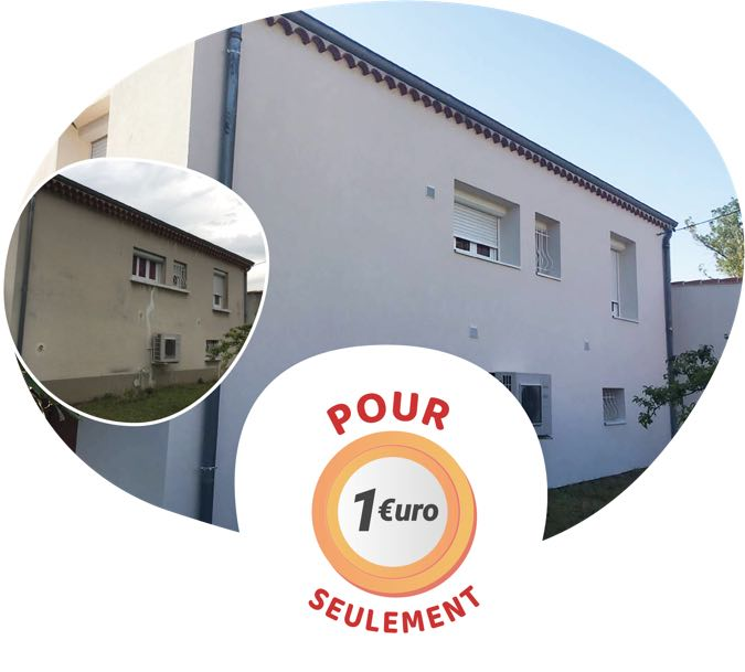 L'Isolation des murs par l'Extérieur à partir de 1 €   EnergyGo
