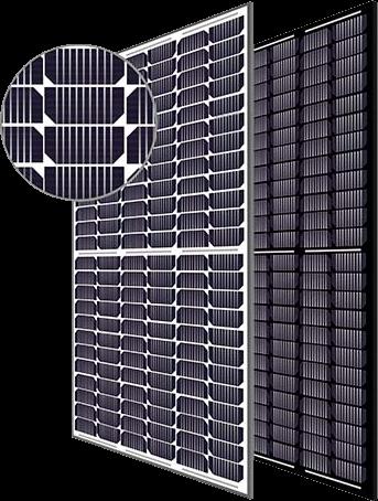 Les panneaux solaires Eurener 1