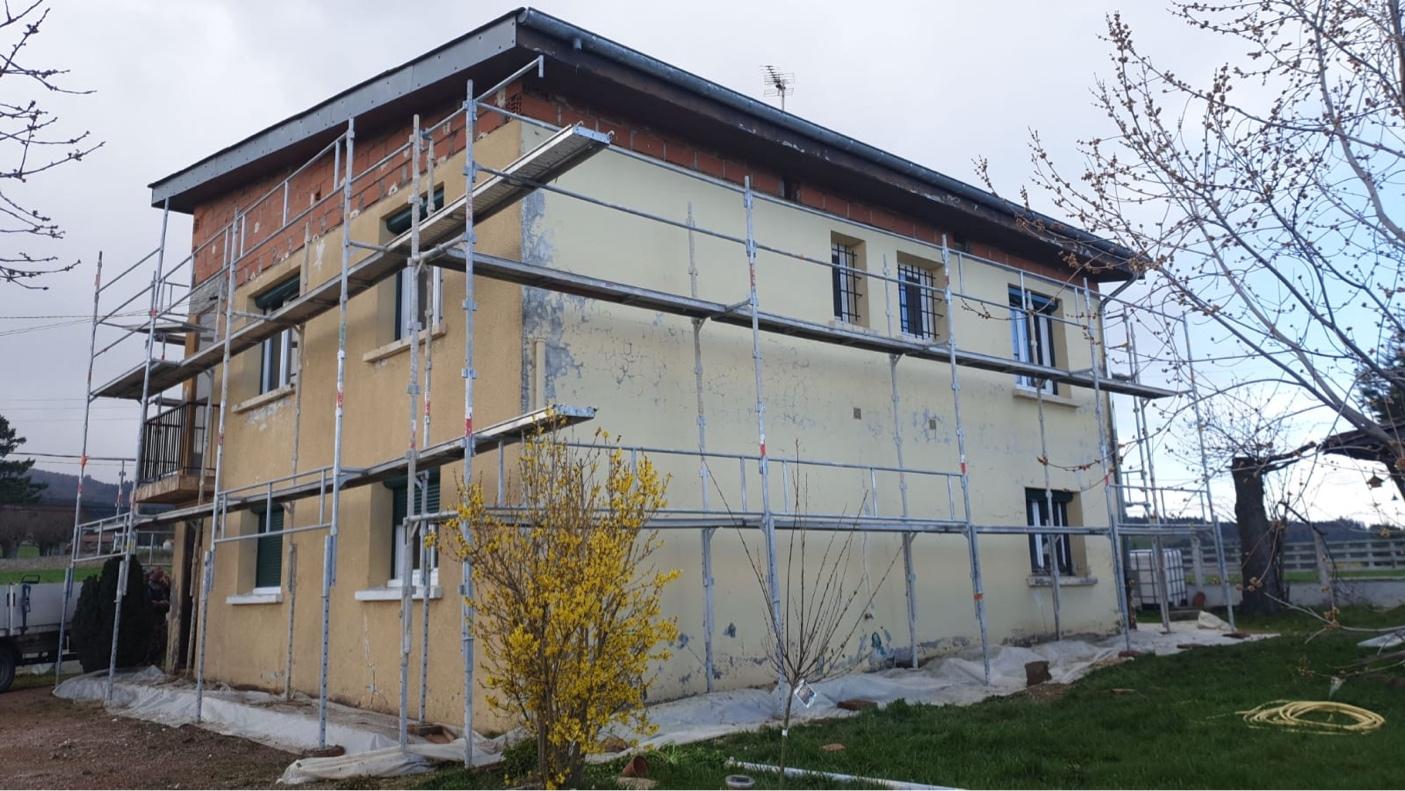 L'Isolation des murs par l'Extérieur à partir de 1 €   EnergyGo 5
