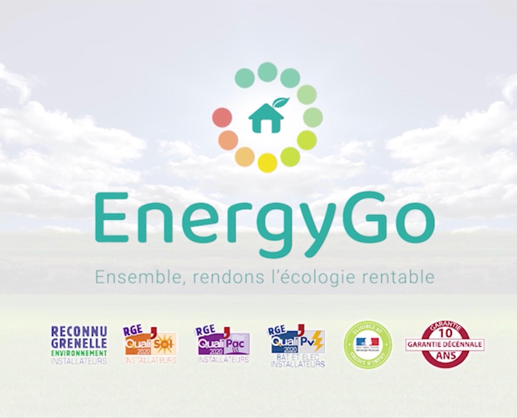 Pompe à chaleur | EnergyGo 1