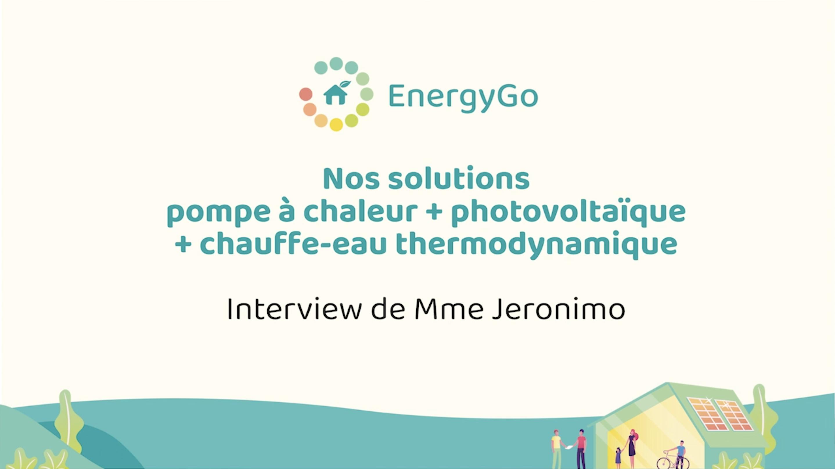 Chauffe-eau Termodynamique | EnergyGo 6