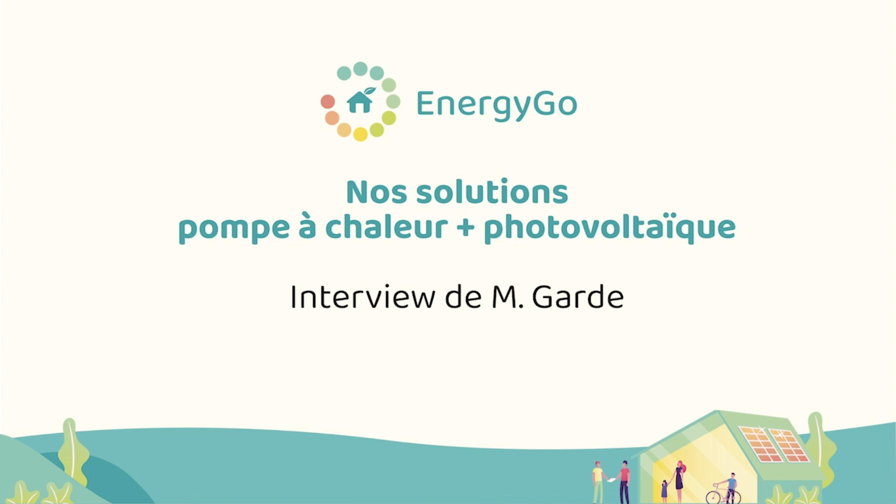 Pompe à chaleur | EnergyGo 6