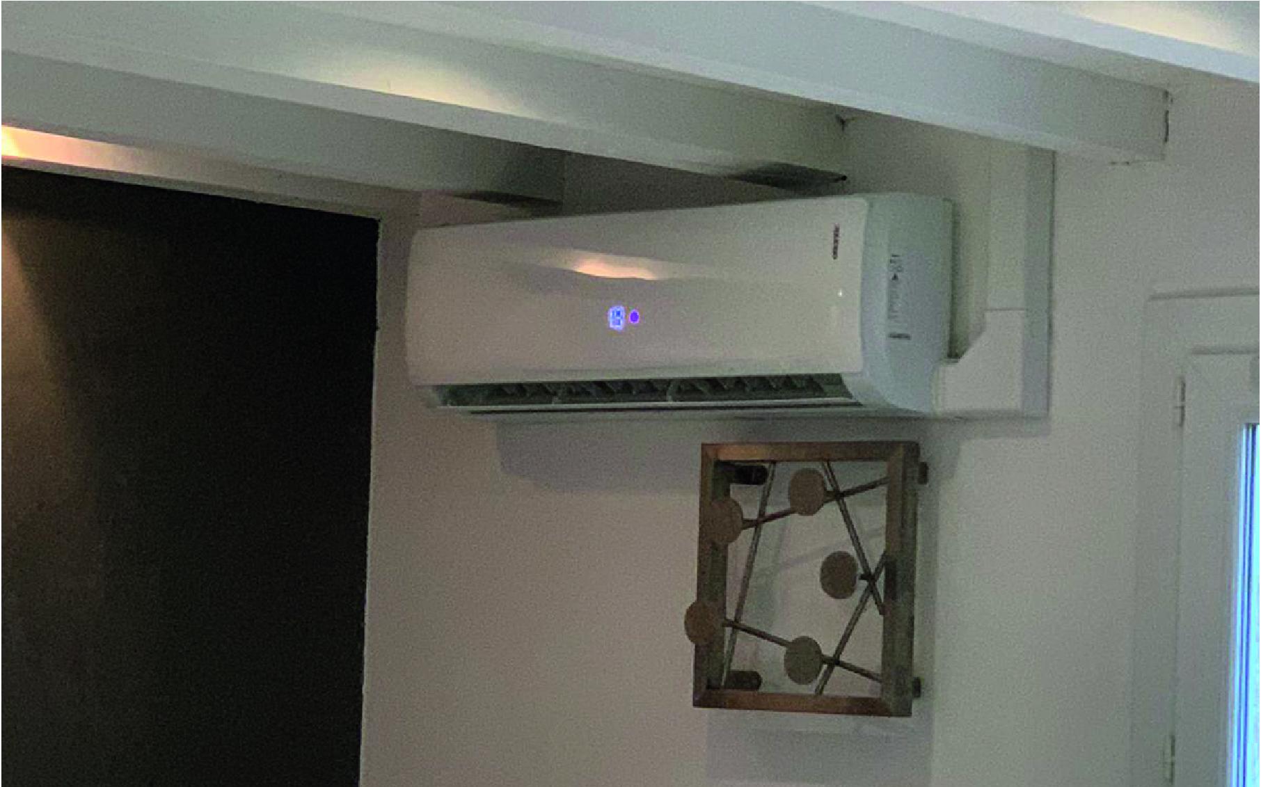 Pompe à chaleur Air- Air | EnergyGo 3