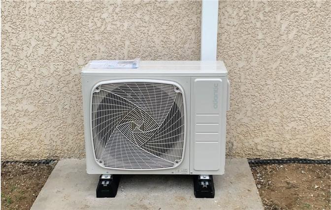 Pompe à chaleur Air- Air | EnergyGo 5