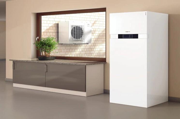 Pompe à chaleur Air - Eau | EnergyGo 9