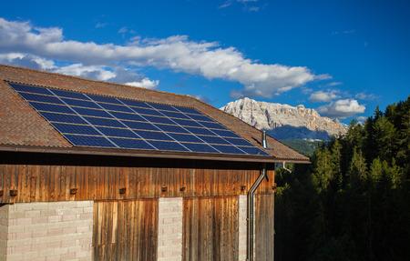 Panneau Solaire Photovoltaïque Haute Savoie 1