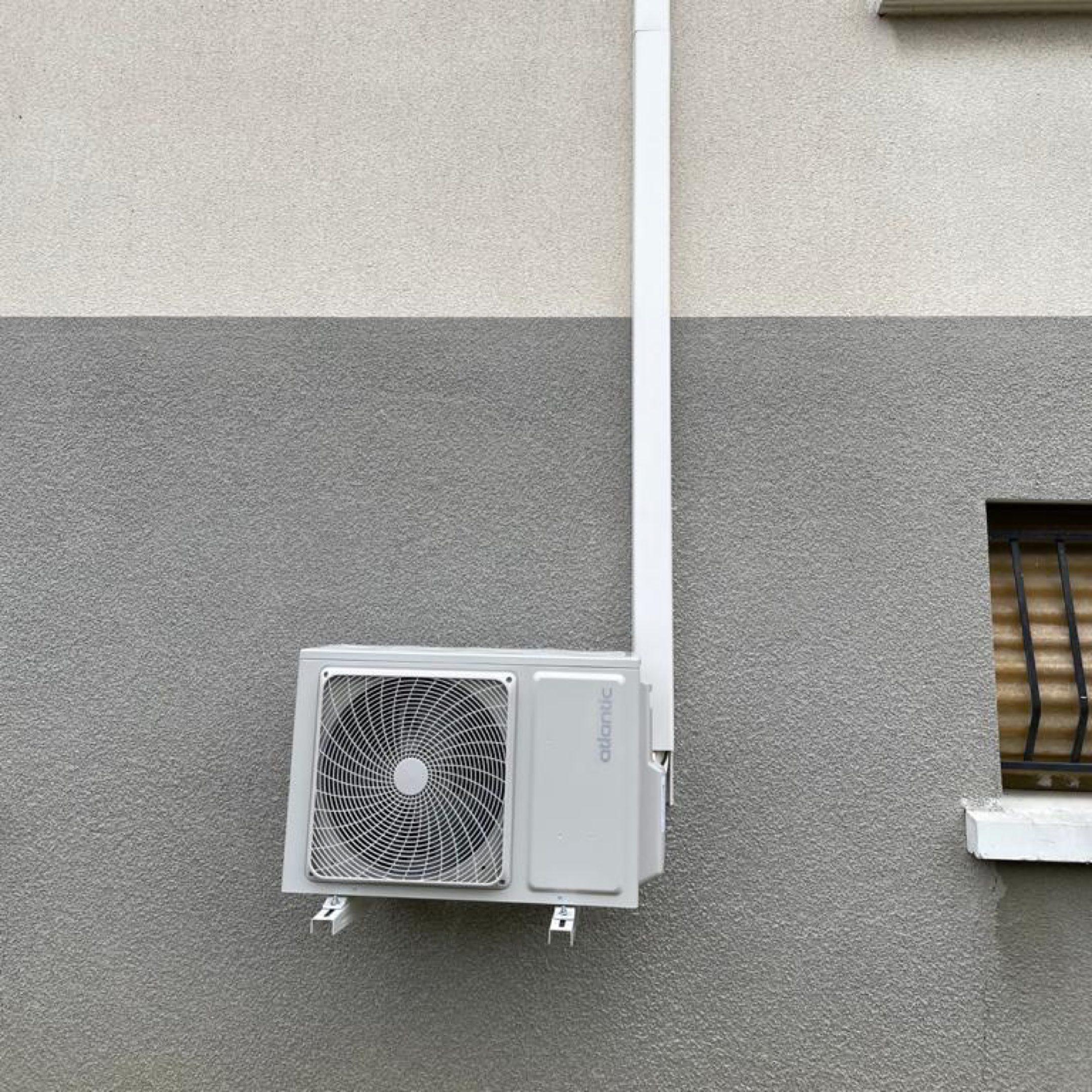 Nos réalisations de pompes à chaleur Air / Air 12