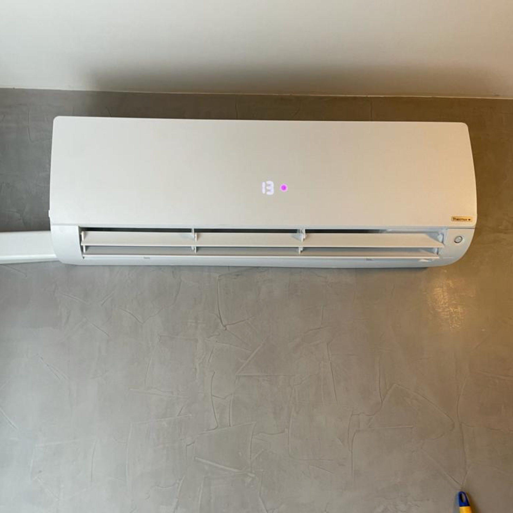 Nos réalisations de pompes à chaleur Air / Air 13