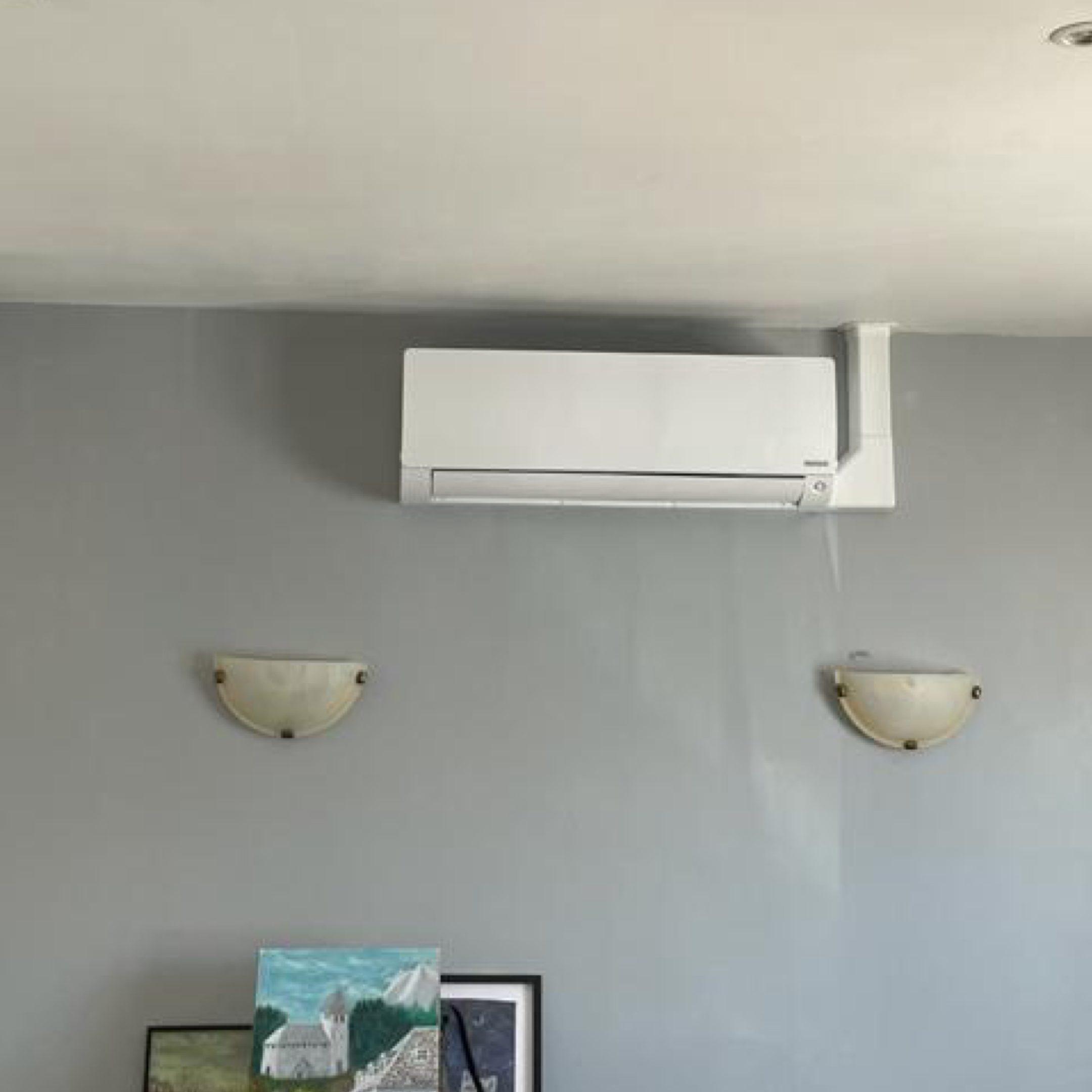 Nos réalisations de pompes à chaleur Air / Air 17