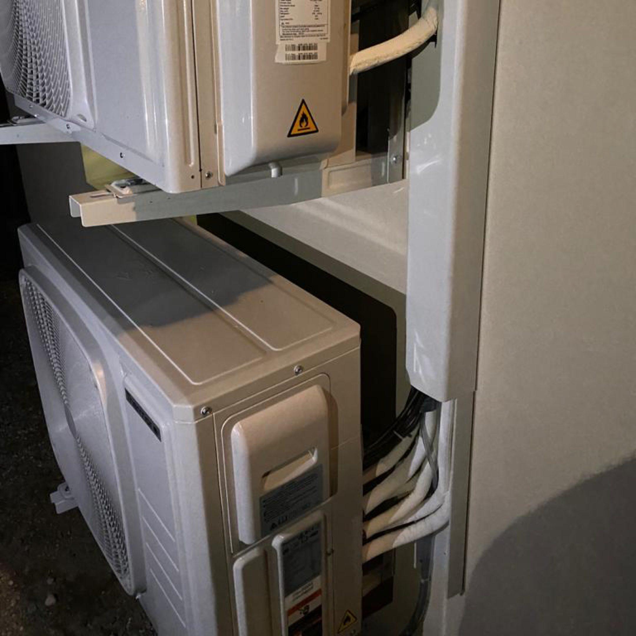 Nos réalisations de pompes à chaleur Air / Air 18