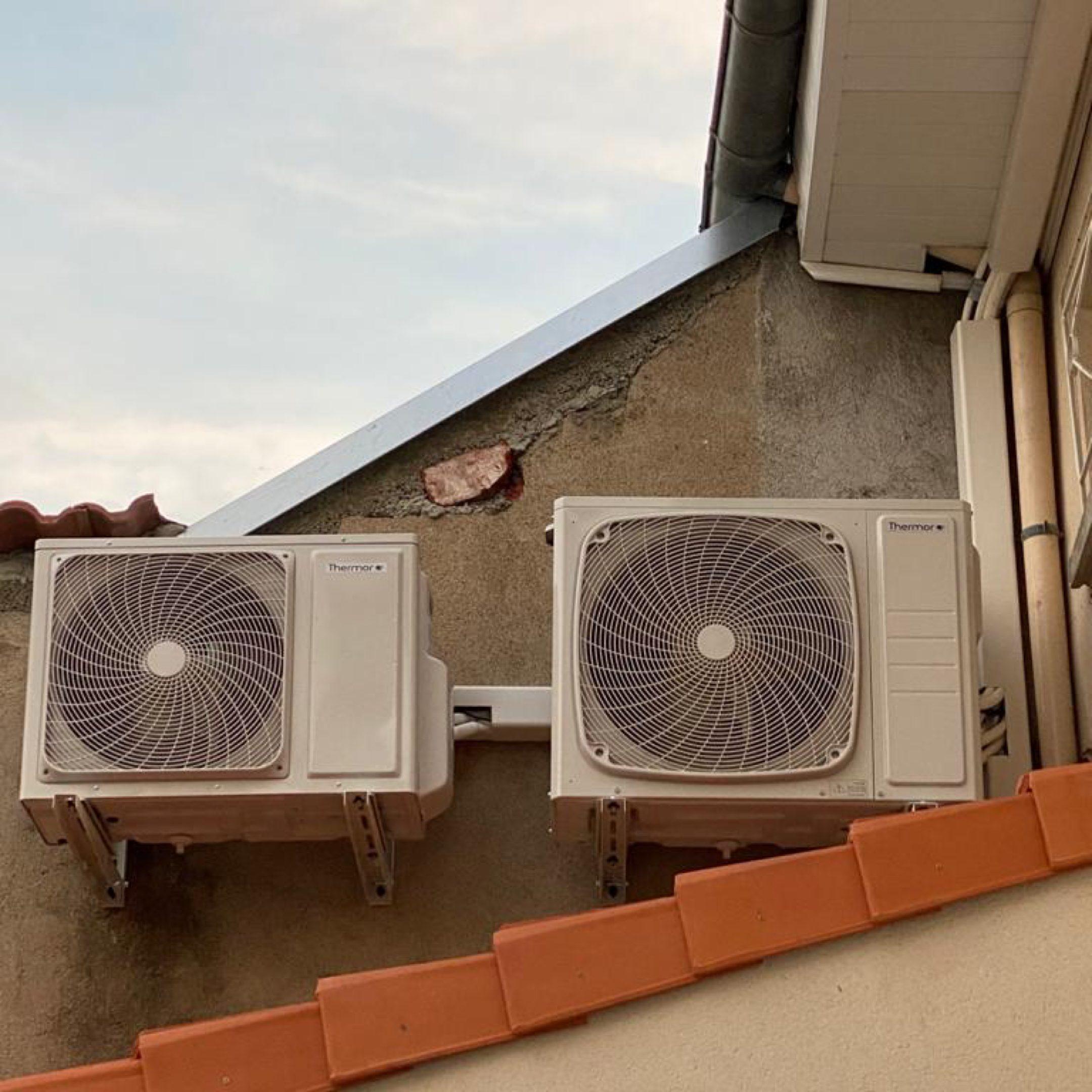 Nos réalisations de pompes à chaleur Air / Air 23