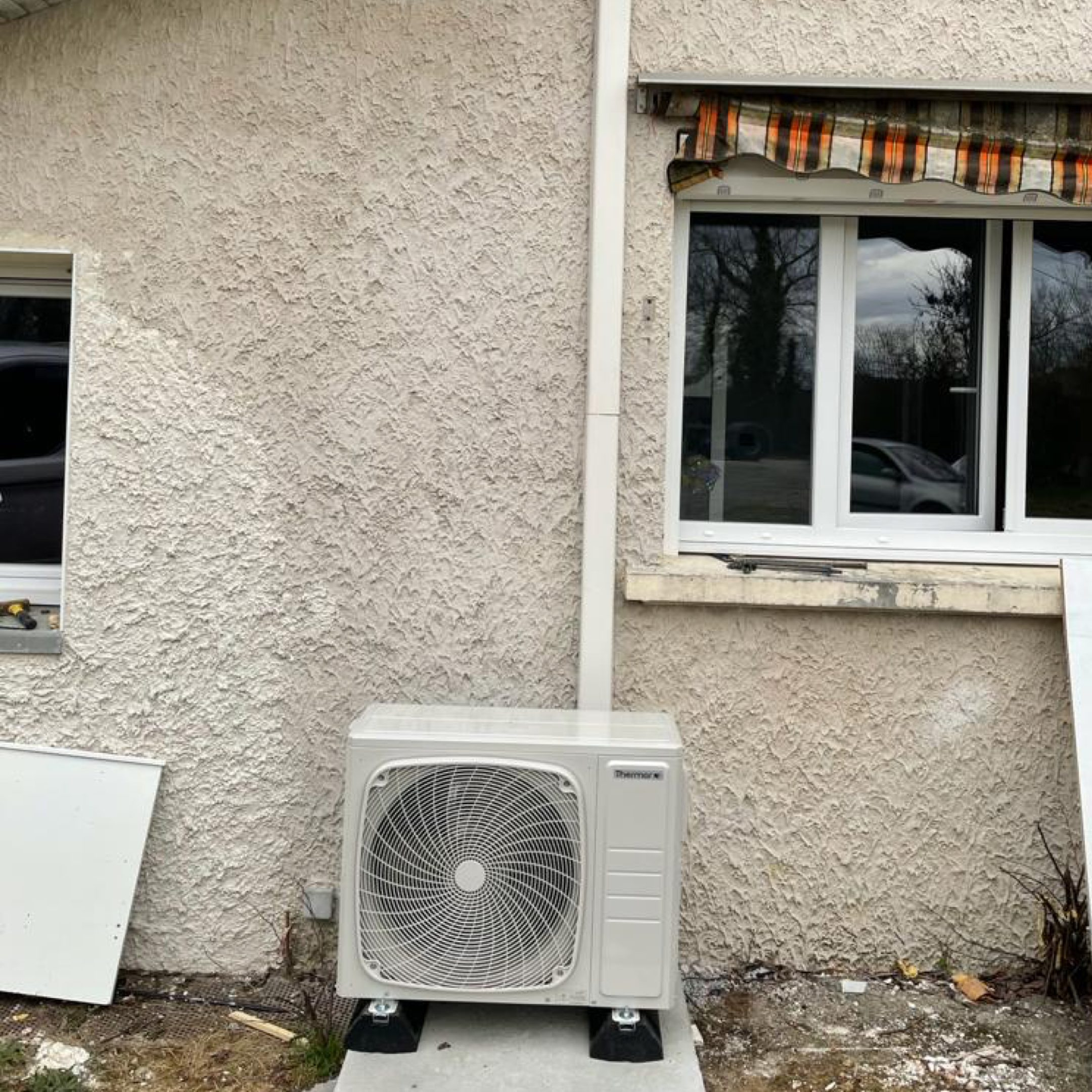 Nos réalisations de pompes à chaleur Air / Air 2