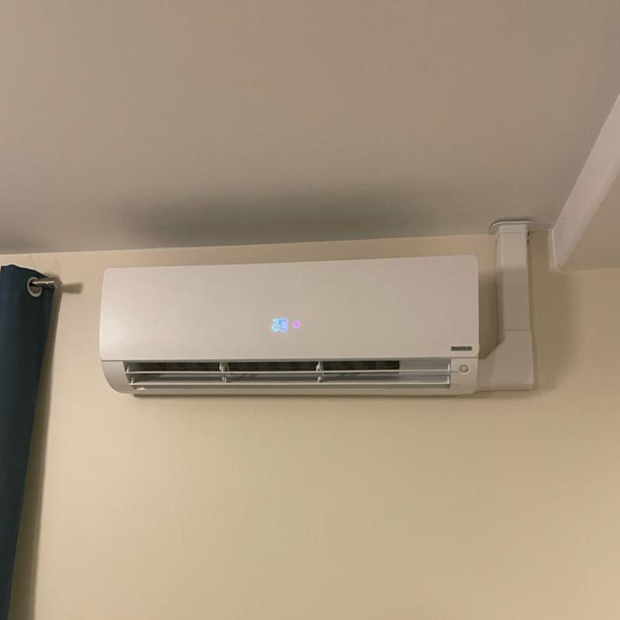 Nos réalisations de pompes à chaleur Air / Air 29