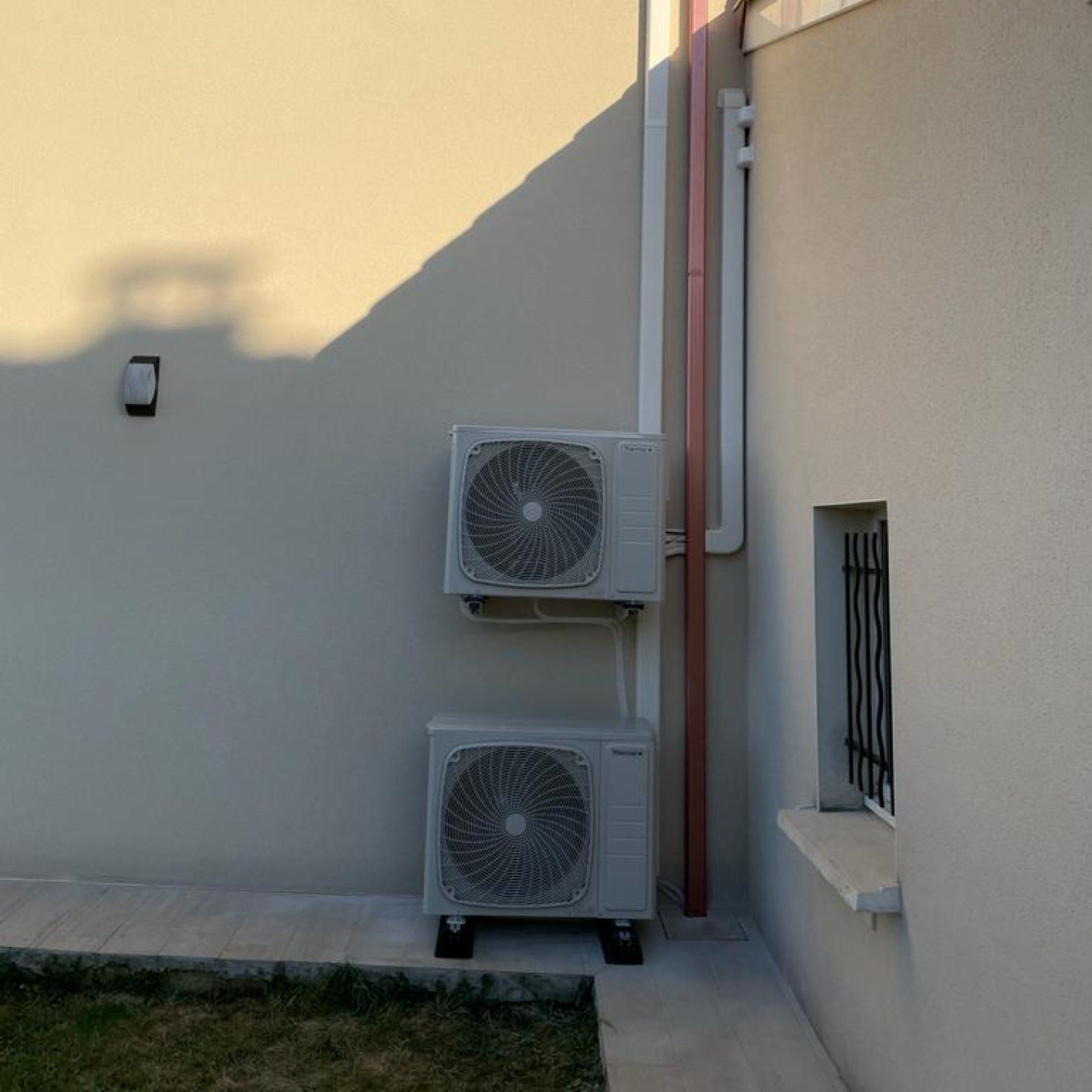 Nos réalisations de pompes à chaleur Air / Air 31