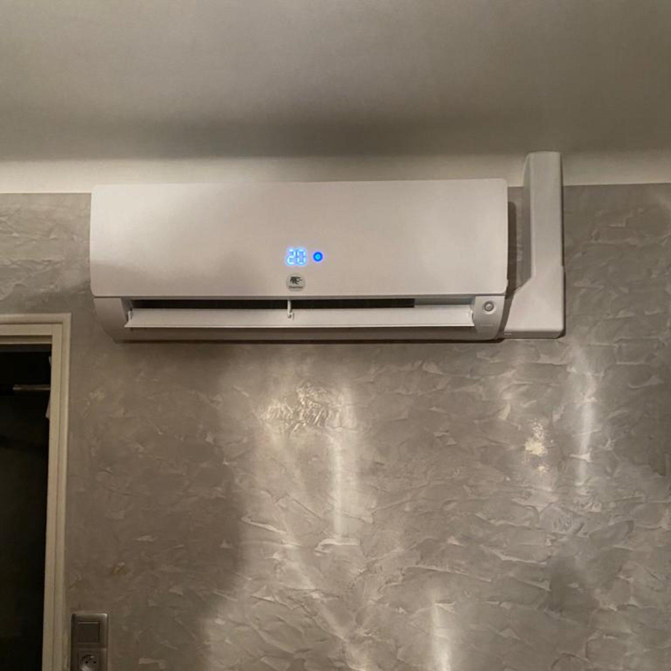 Nos réalisations de pompes à chaleur Air / Air 32