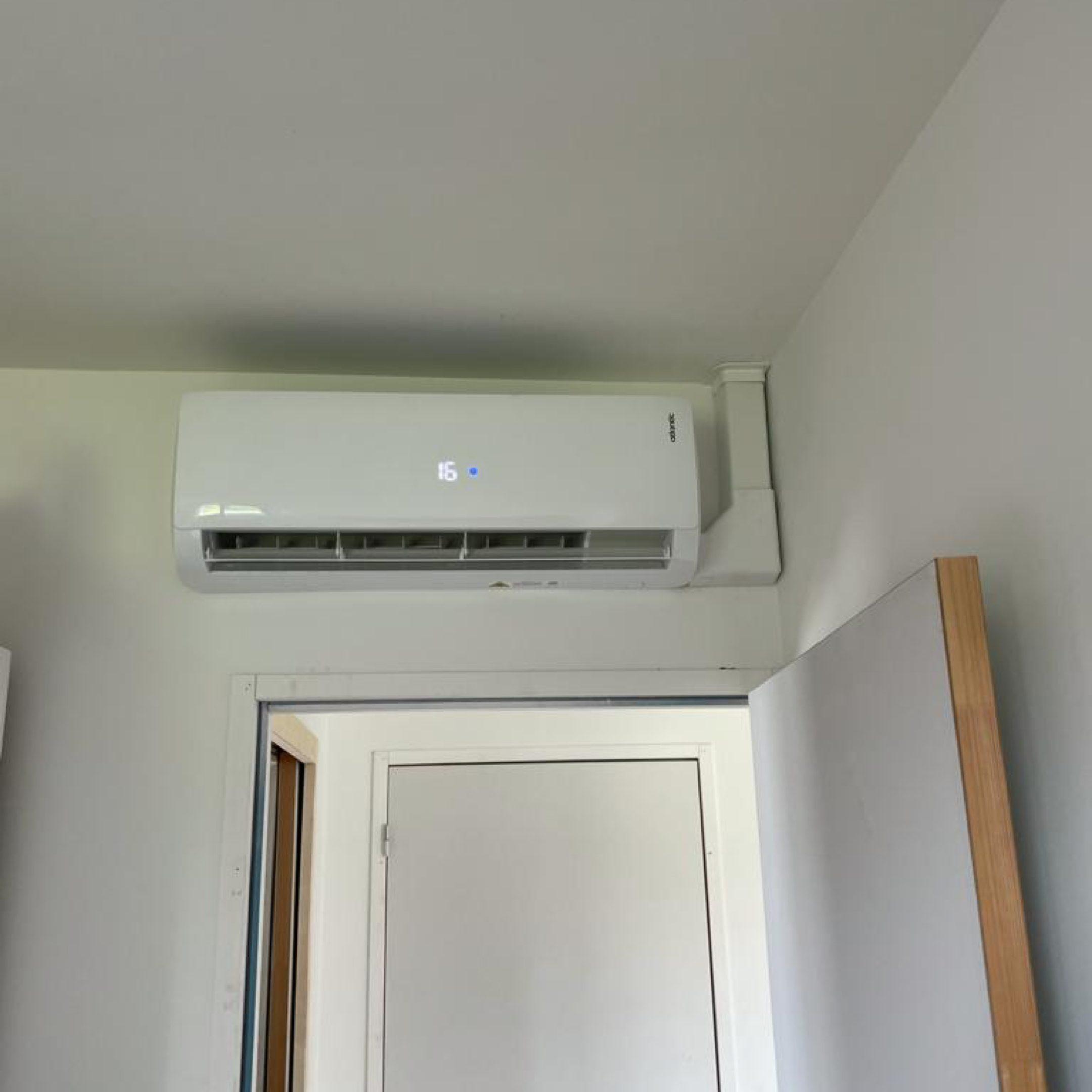 Nos réalisations de pompes à chaleur Air / Air 33