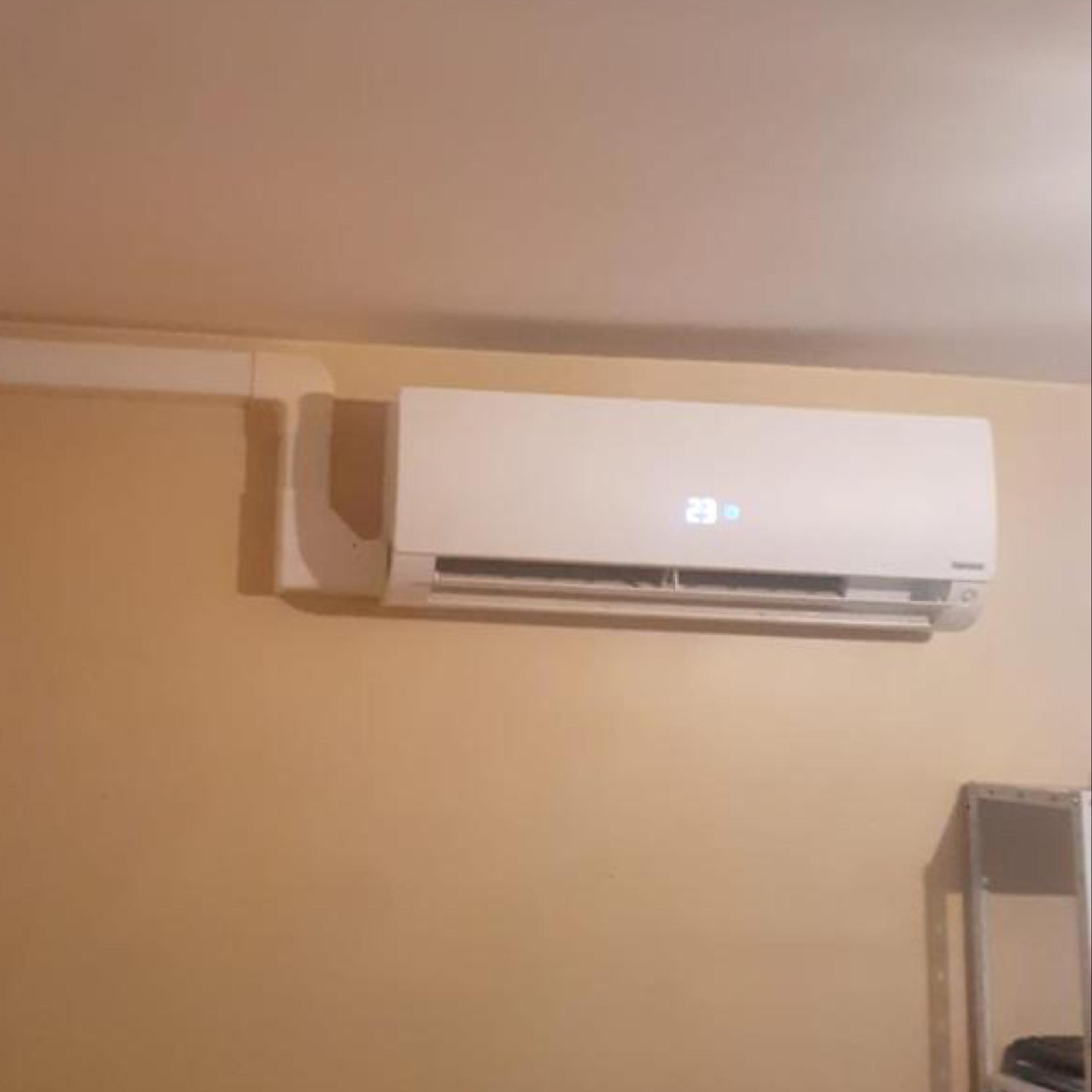 Nos réalisations de pompes à chaleur Air / Air 36