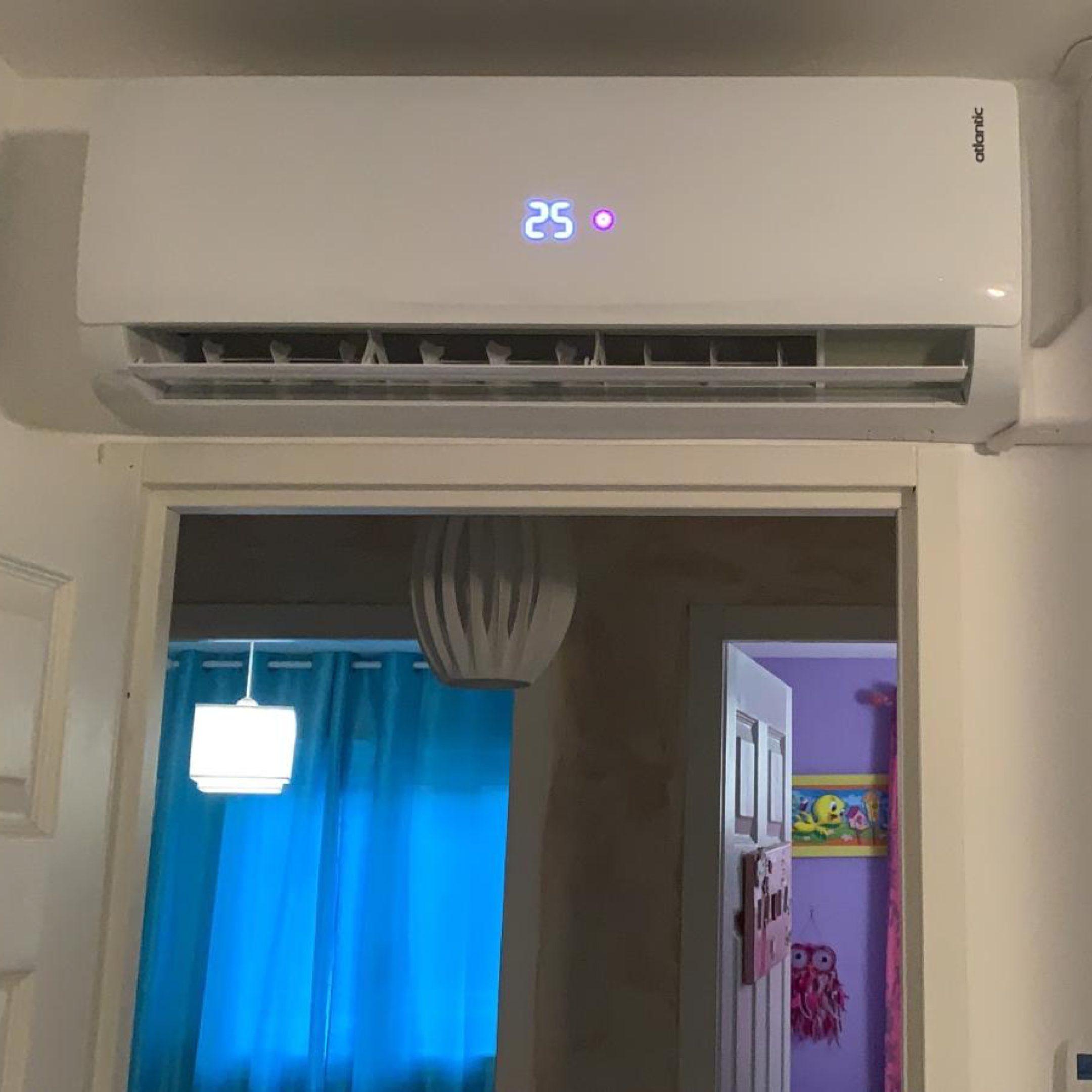 Nos réalisations de pompes à chaleur Air / Air 3