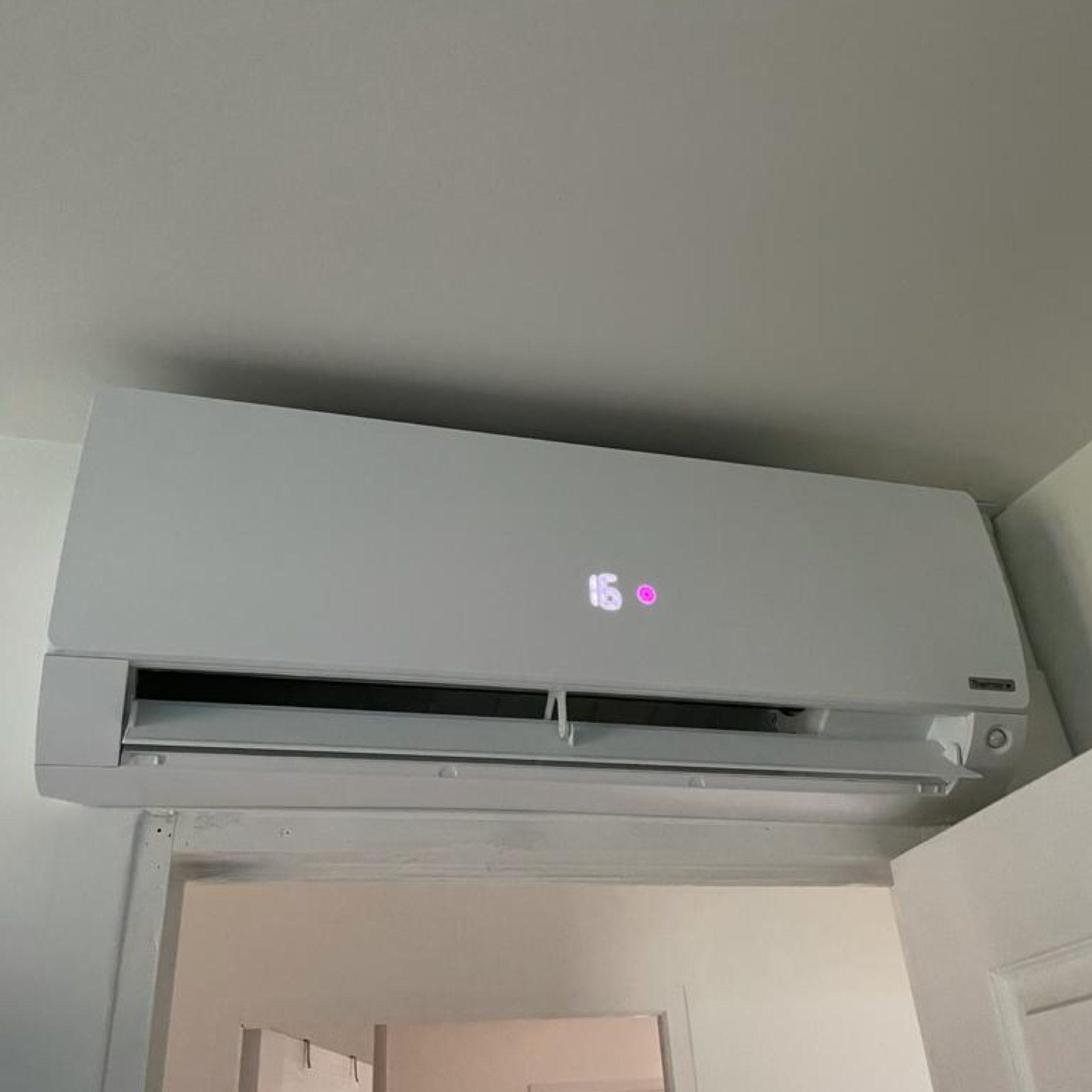 Nos réalisations de pompes à chaleur Air / Air 39