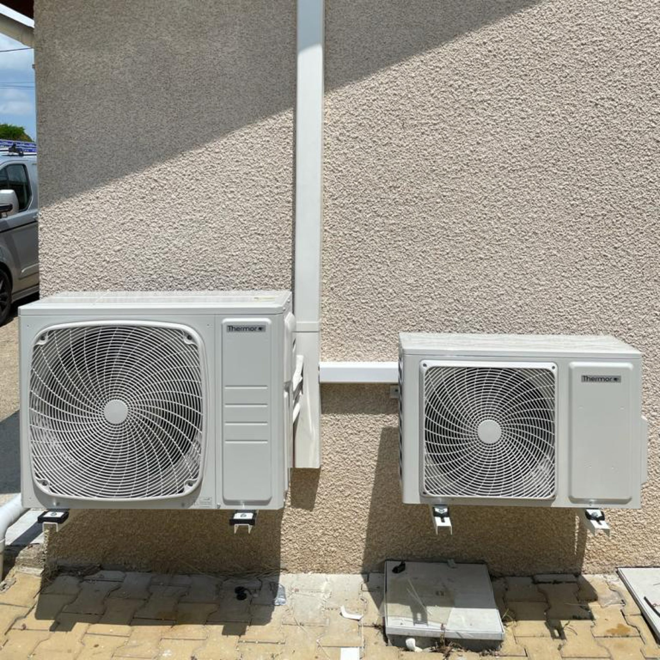 Nos réalisations de pompes à chaleur Air / Air 40