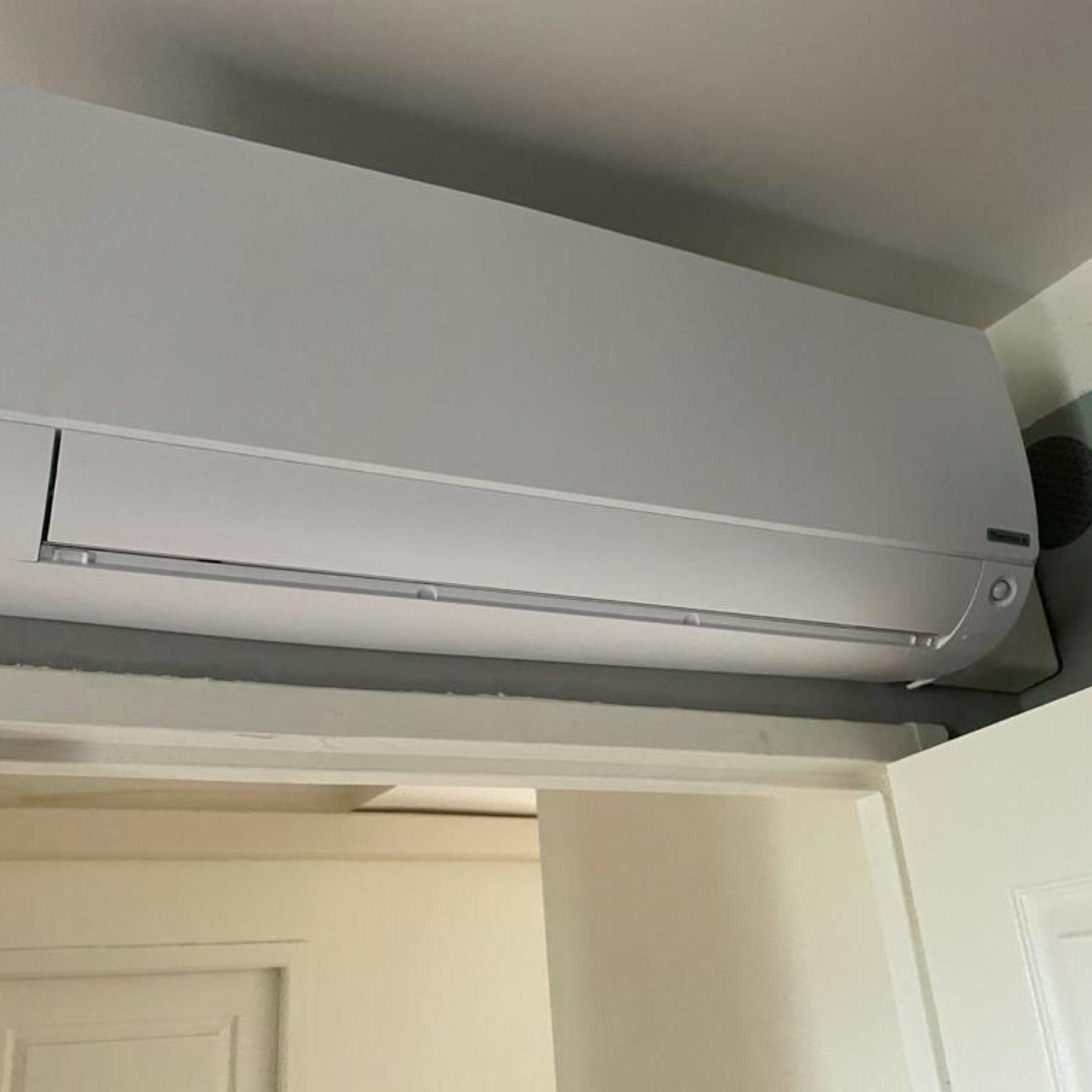 Nos réalisations de pompes à chaleur Air / Air 41