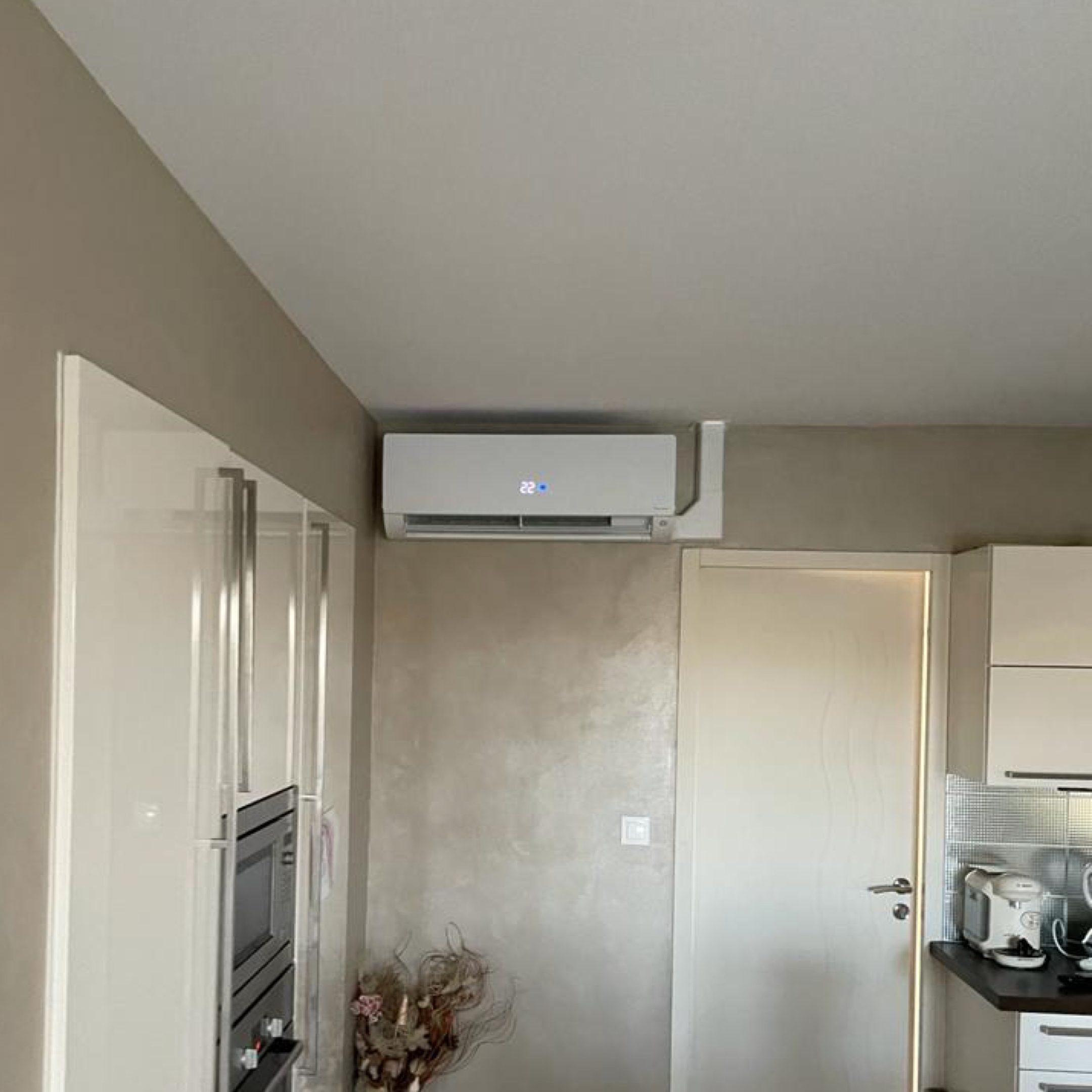 Nos réalisations de pompes à chaleur Air / Air 4