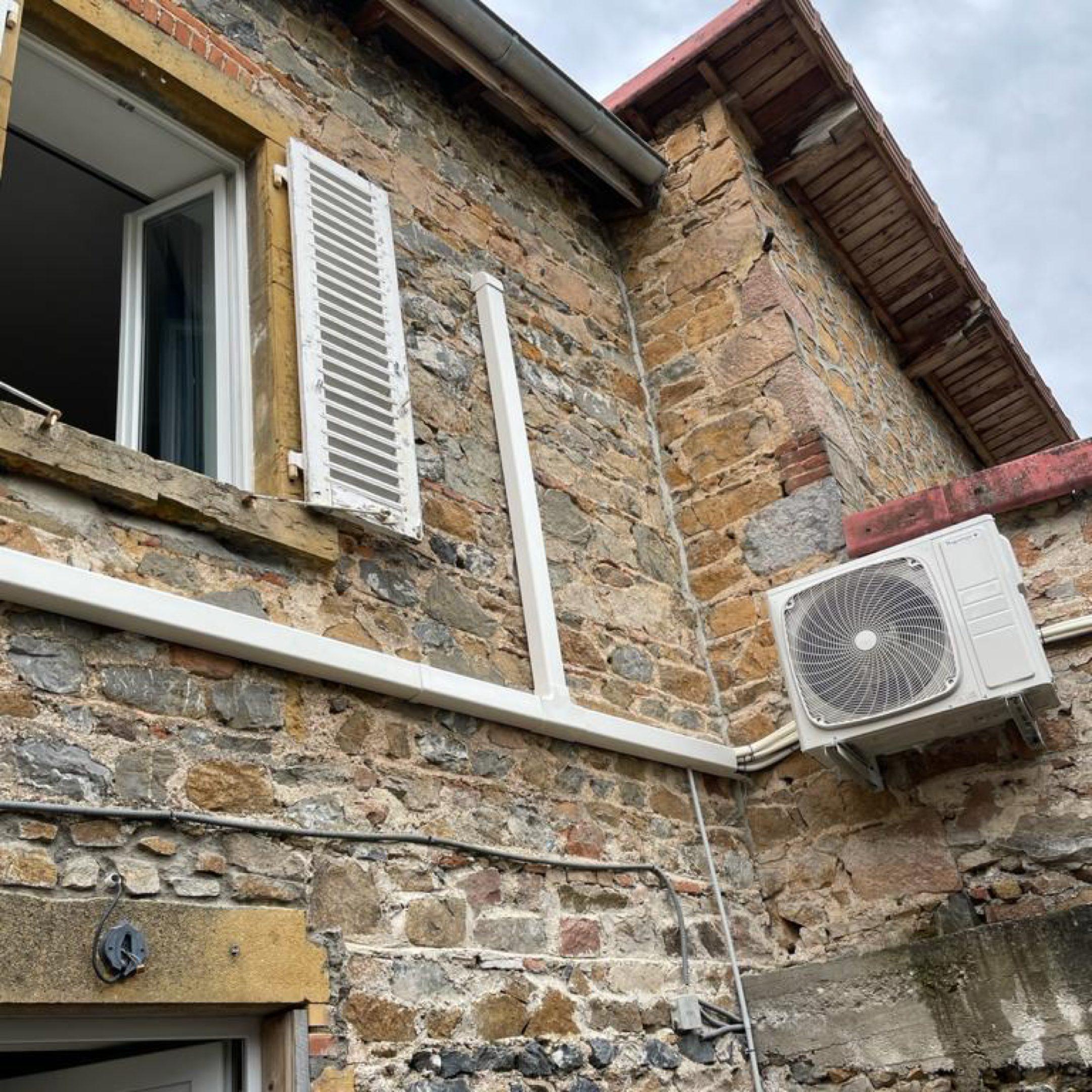 Nos réalisations de pompes à chaleur Air / Air 7