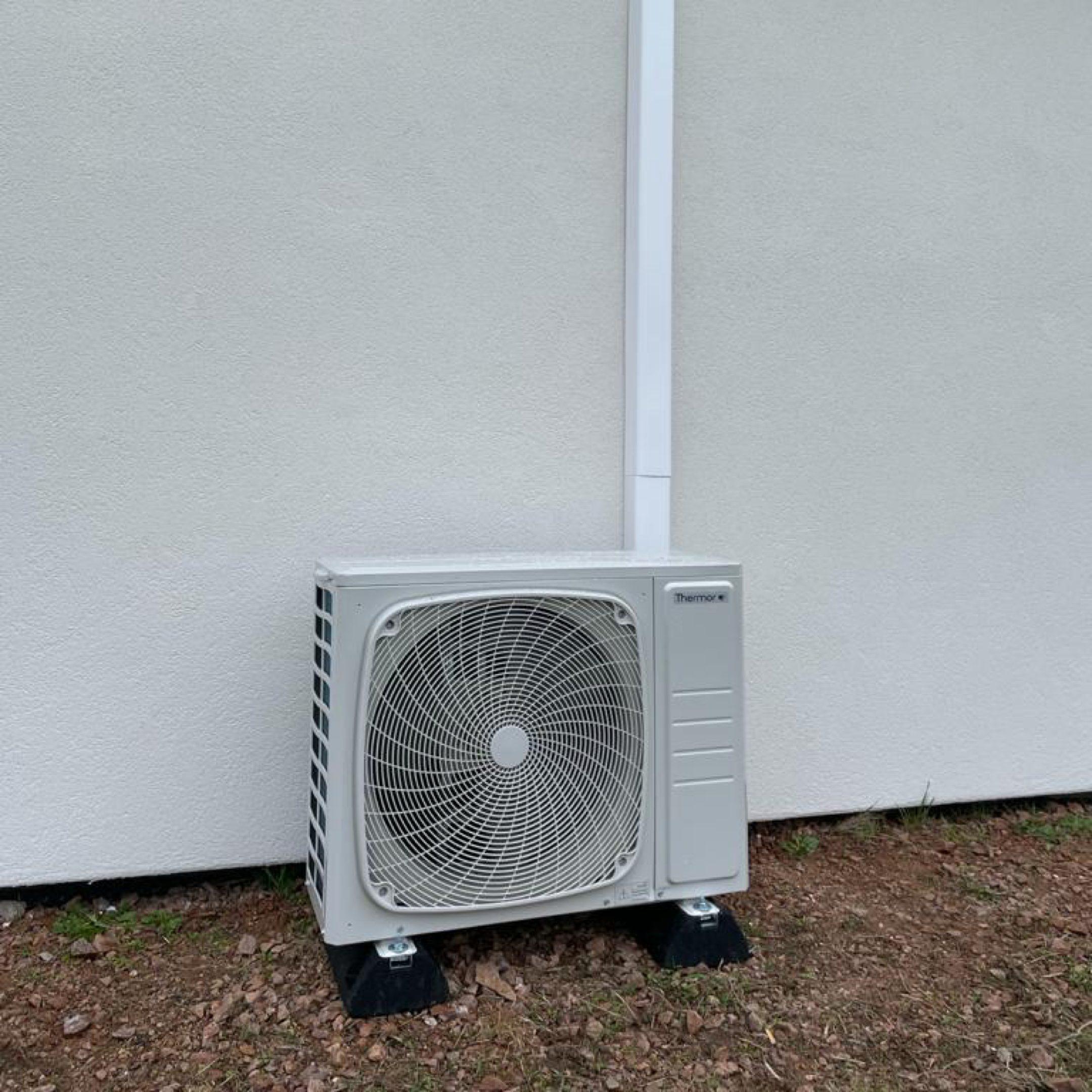 Nos réalisations de pompes à chaleur Air / Air 8