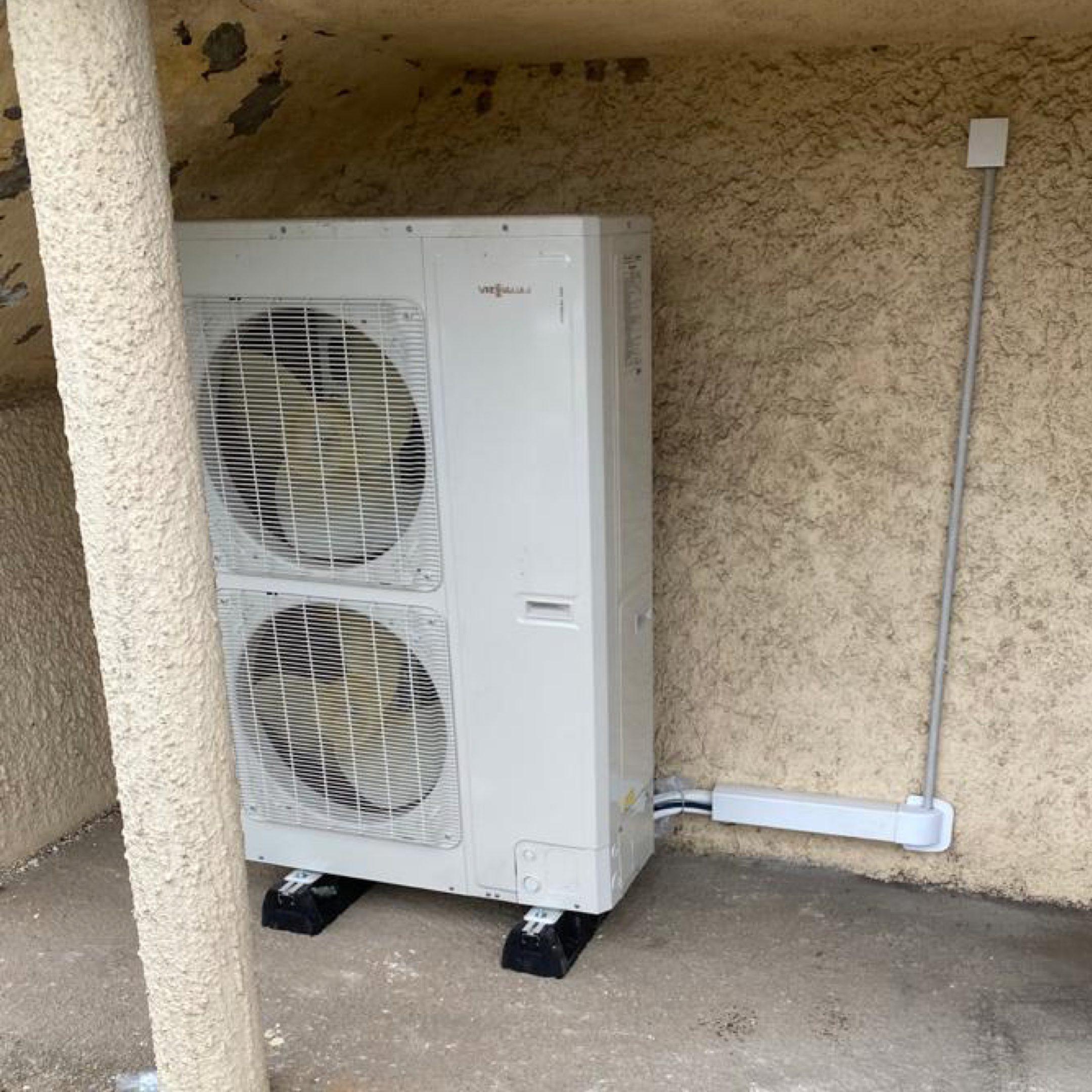 Nos réalisations de pompes à chaleur Air / Eau 12