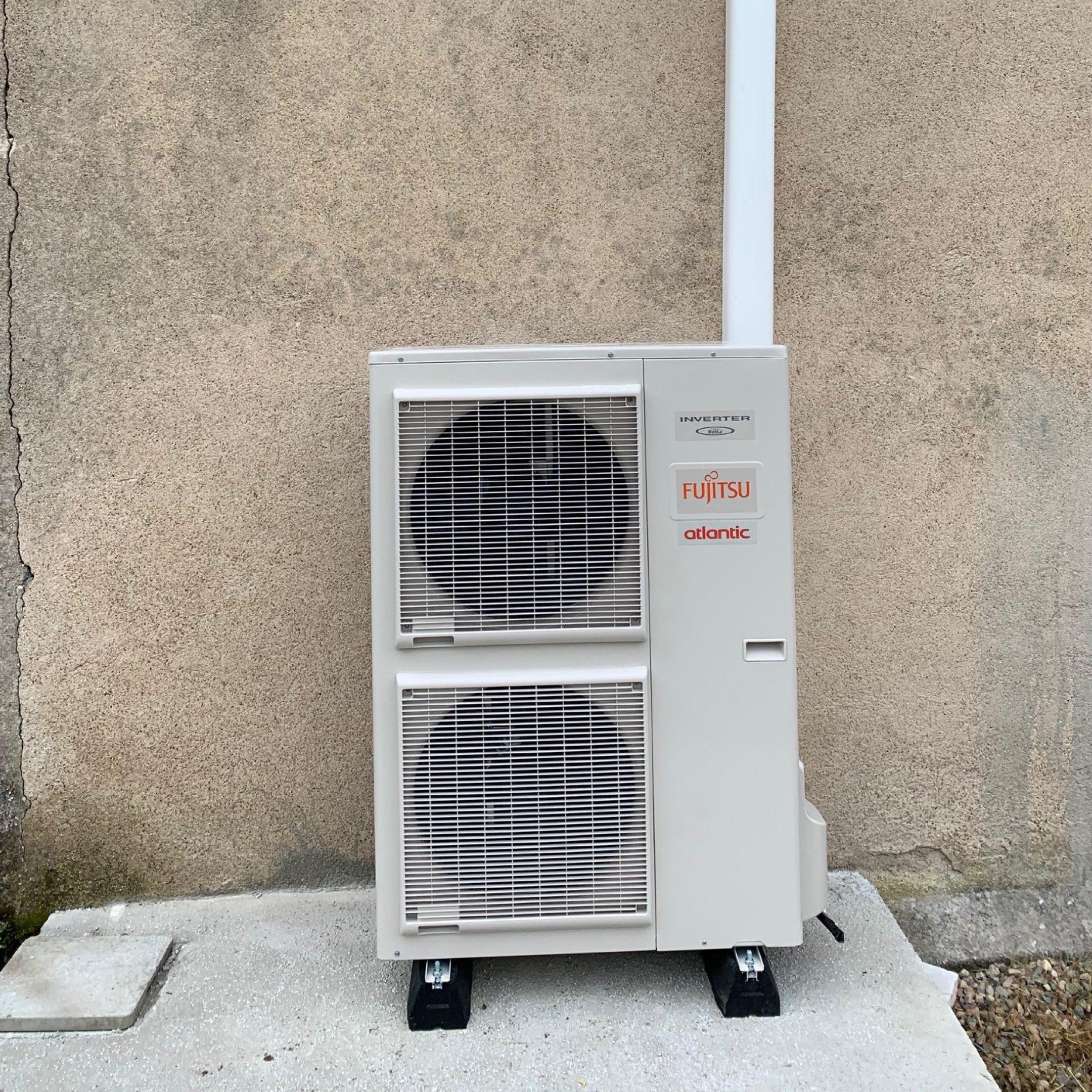 Nos réalisations de pompes à chaleur Air / Eau 19
