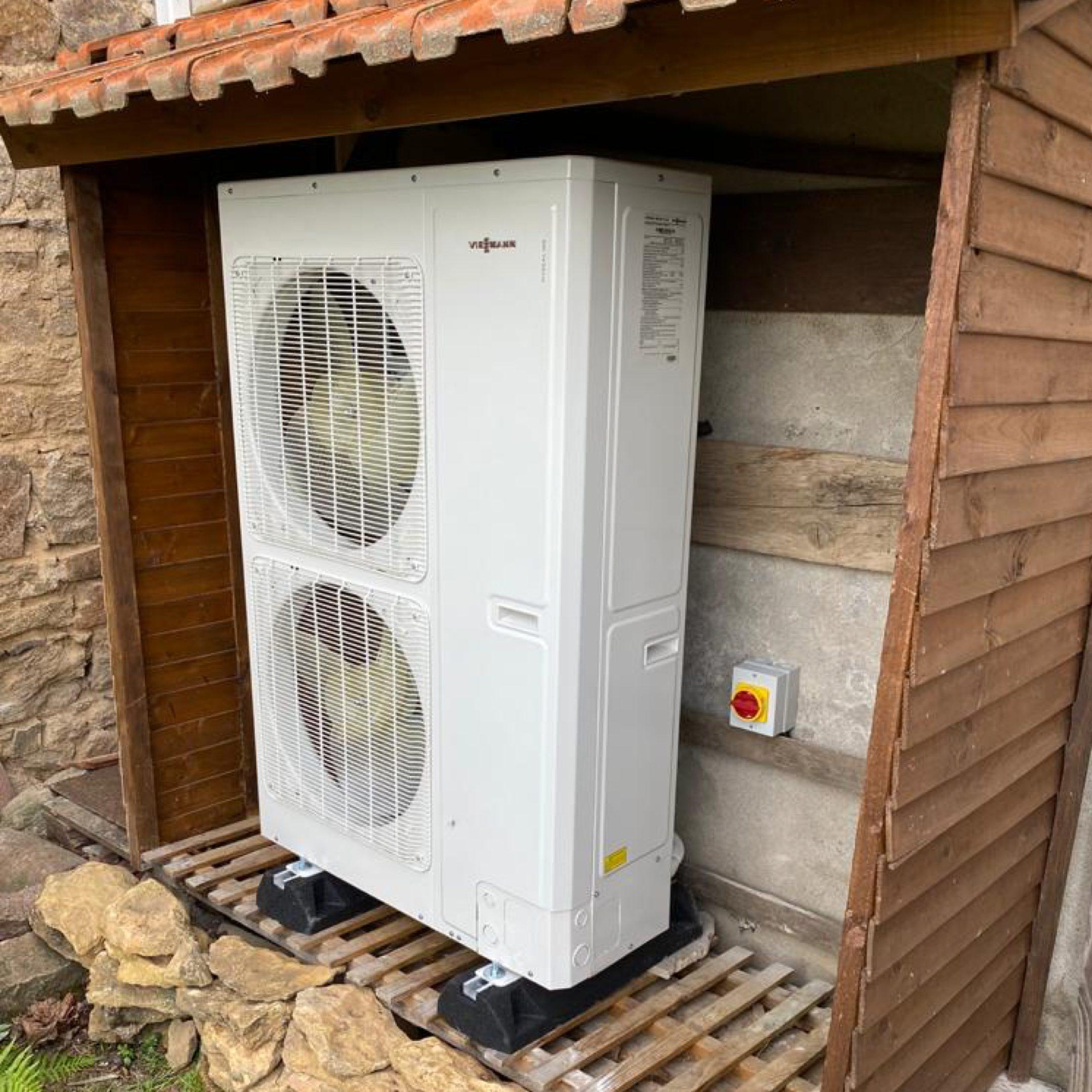 Nos réalisations de pompes à chaleur Air / Eau 21