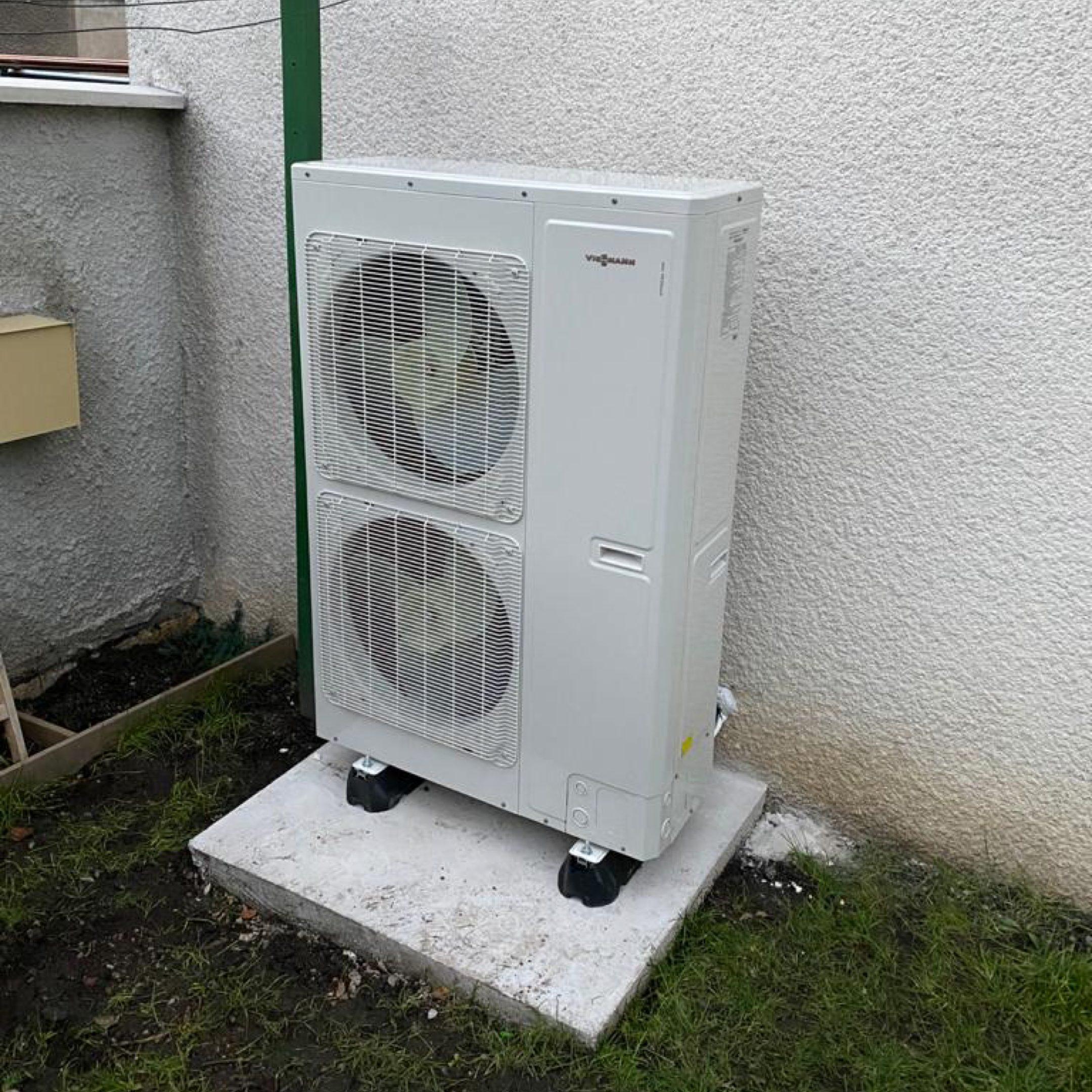 Nos réalisations de pompes à chaleur Air / Eau 28
