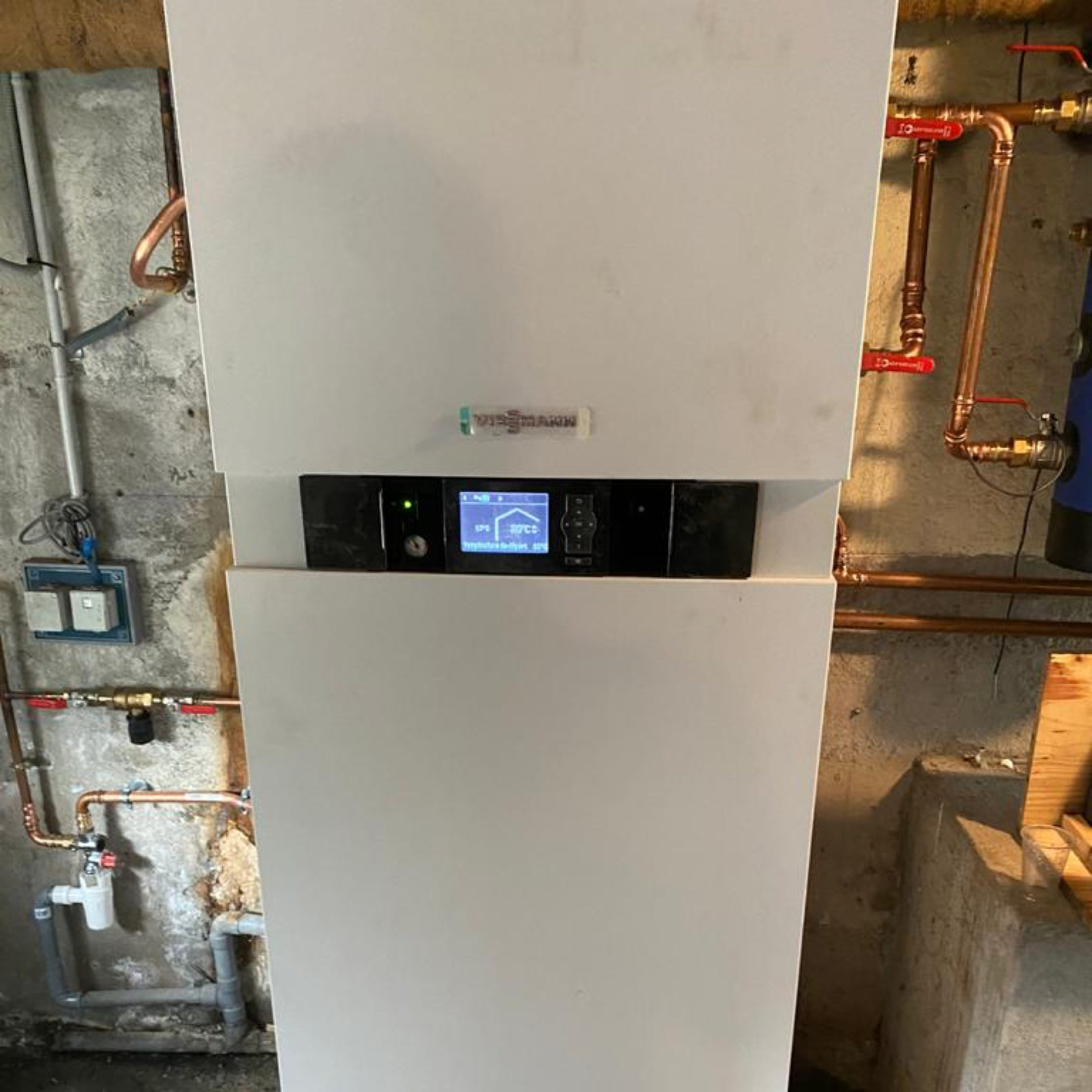 Nos réalisations de pompes à chaleur Air / Eau 30