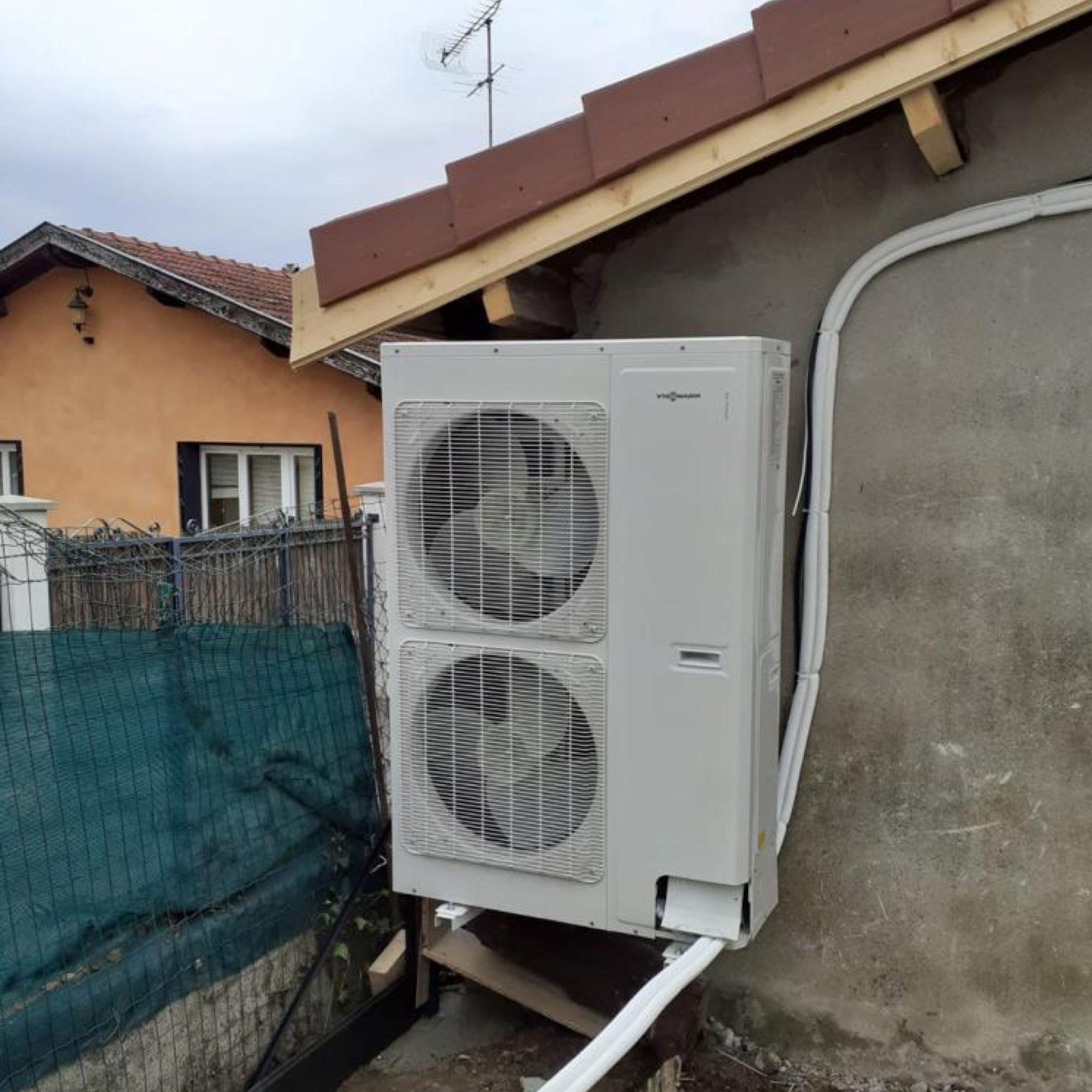 Nos réalisations de pompes à chaleur Air / Eau 31
