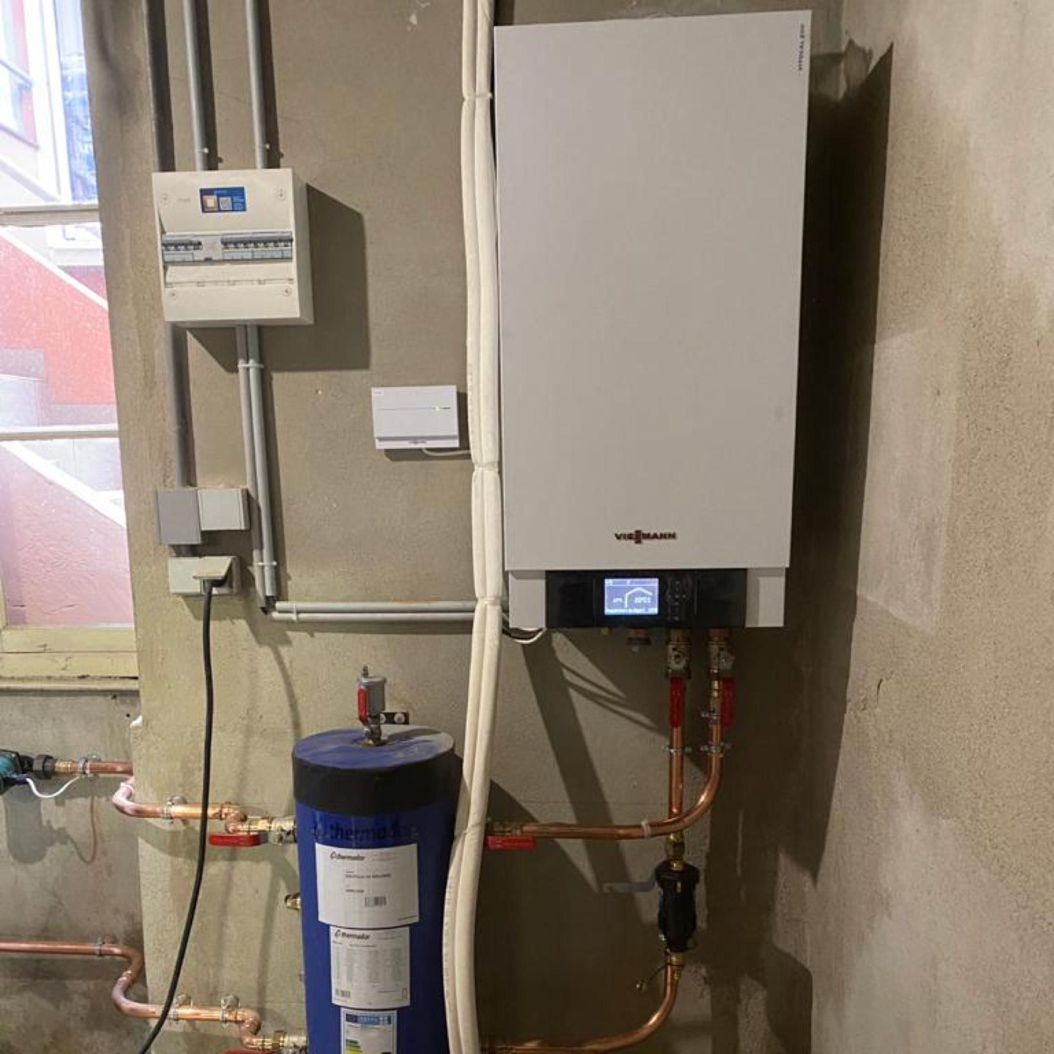 Nos réalisations de pompes à chaleur Air / Eau 3