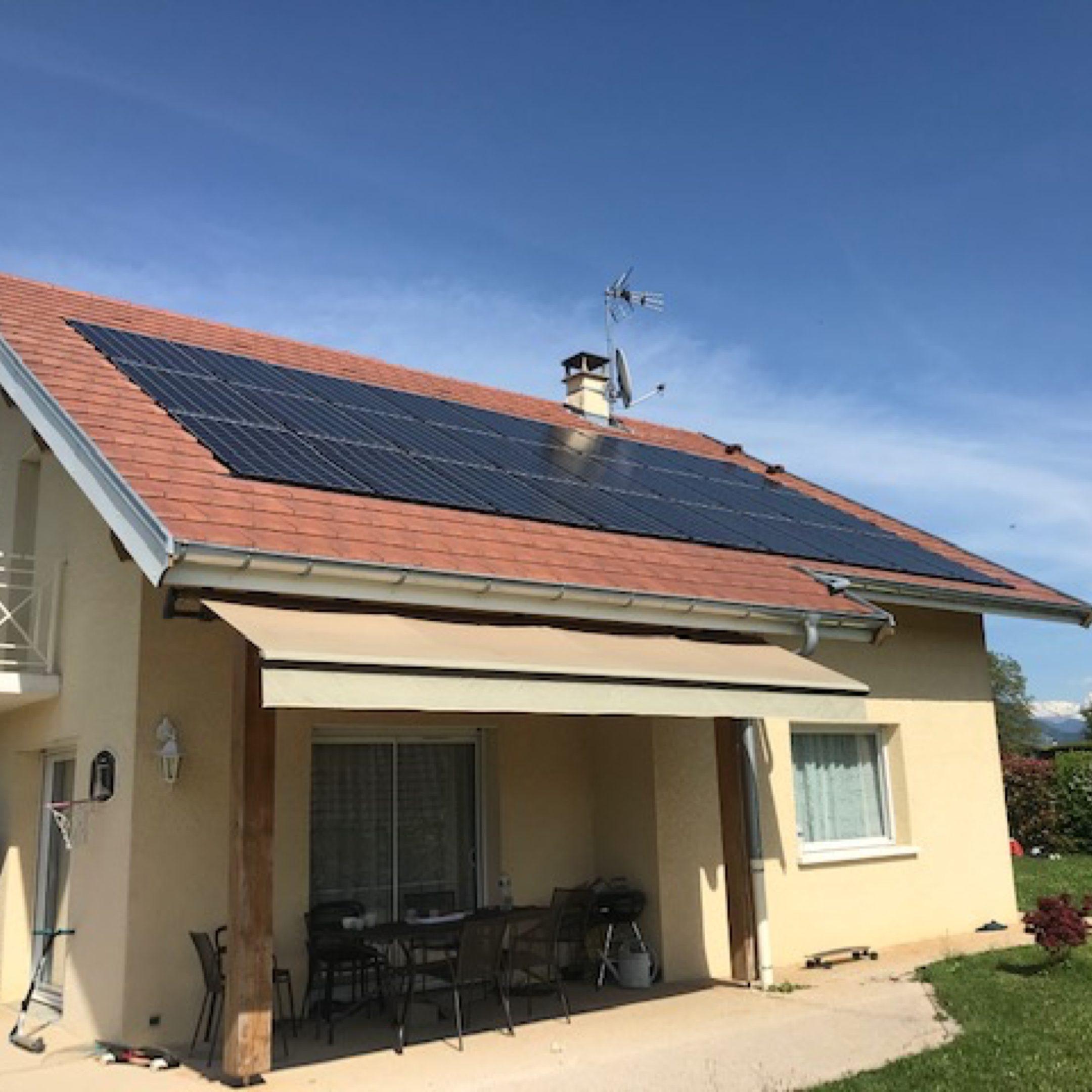 Nos réalisations d'installations de panneaux solaires 9