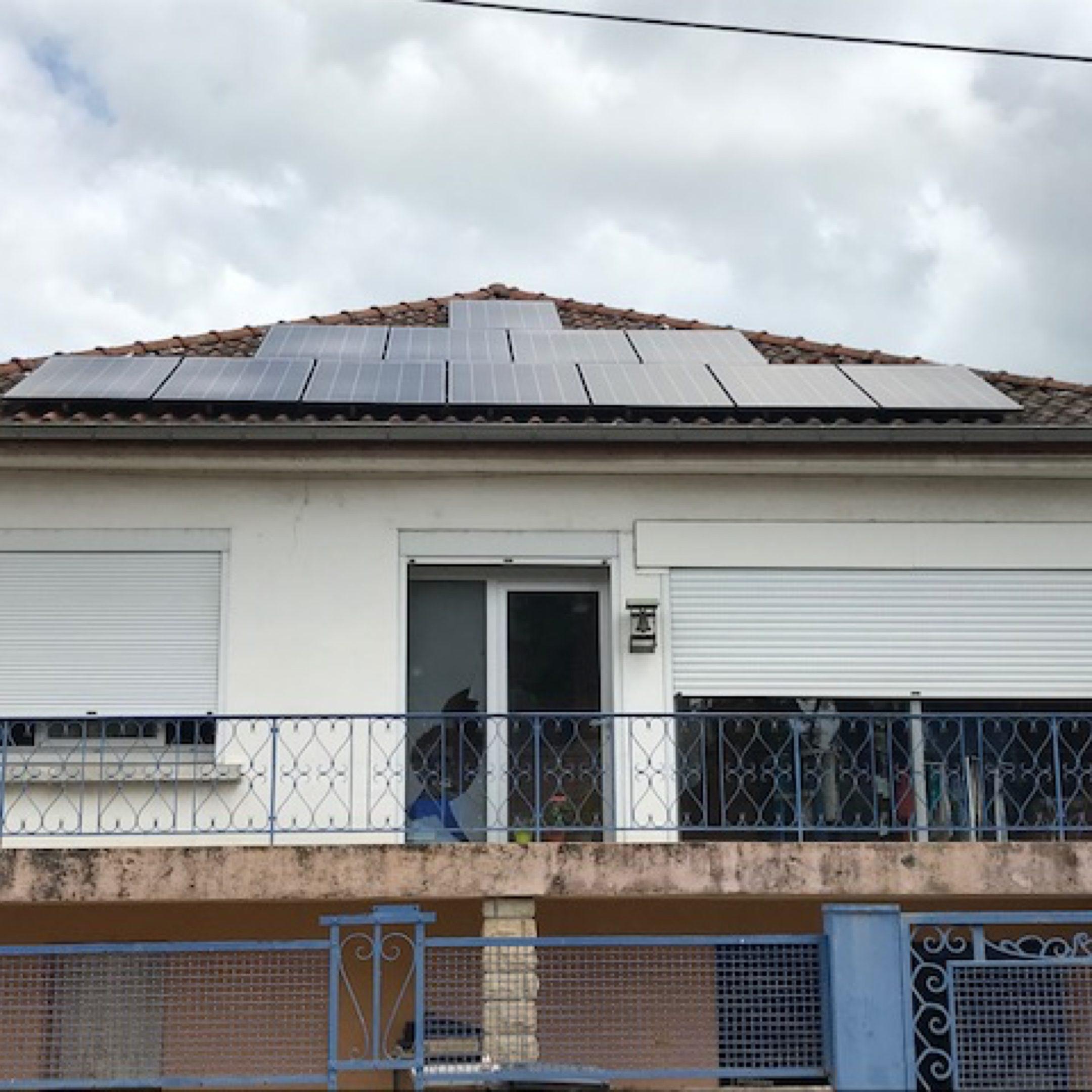 Nos réalisations d'installations de panneaux solaires 11