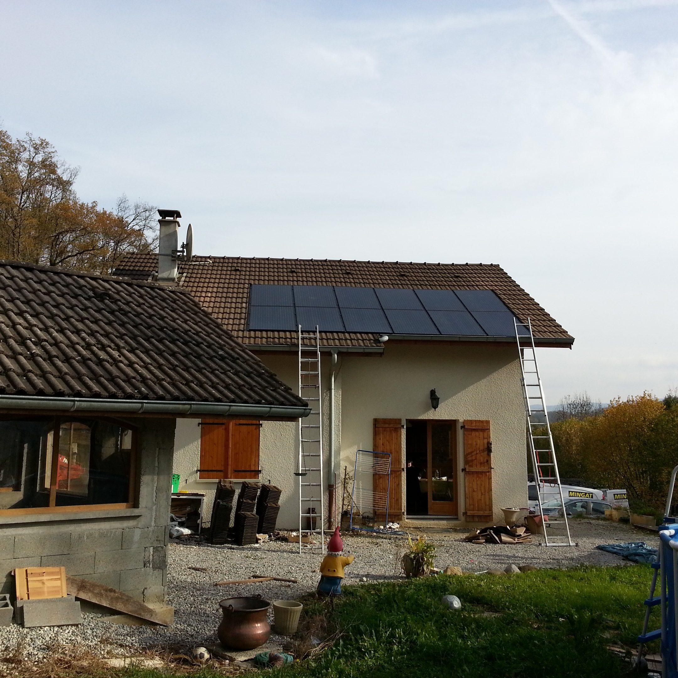 Nos réalisations d'installations de panneaux solaires 15