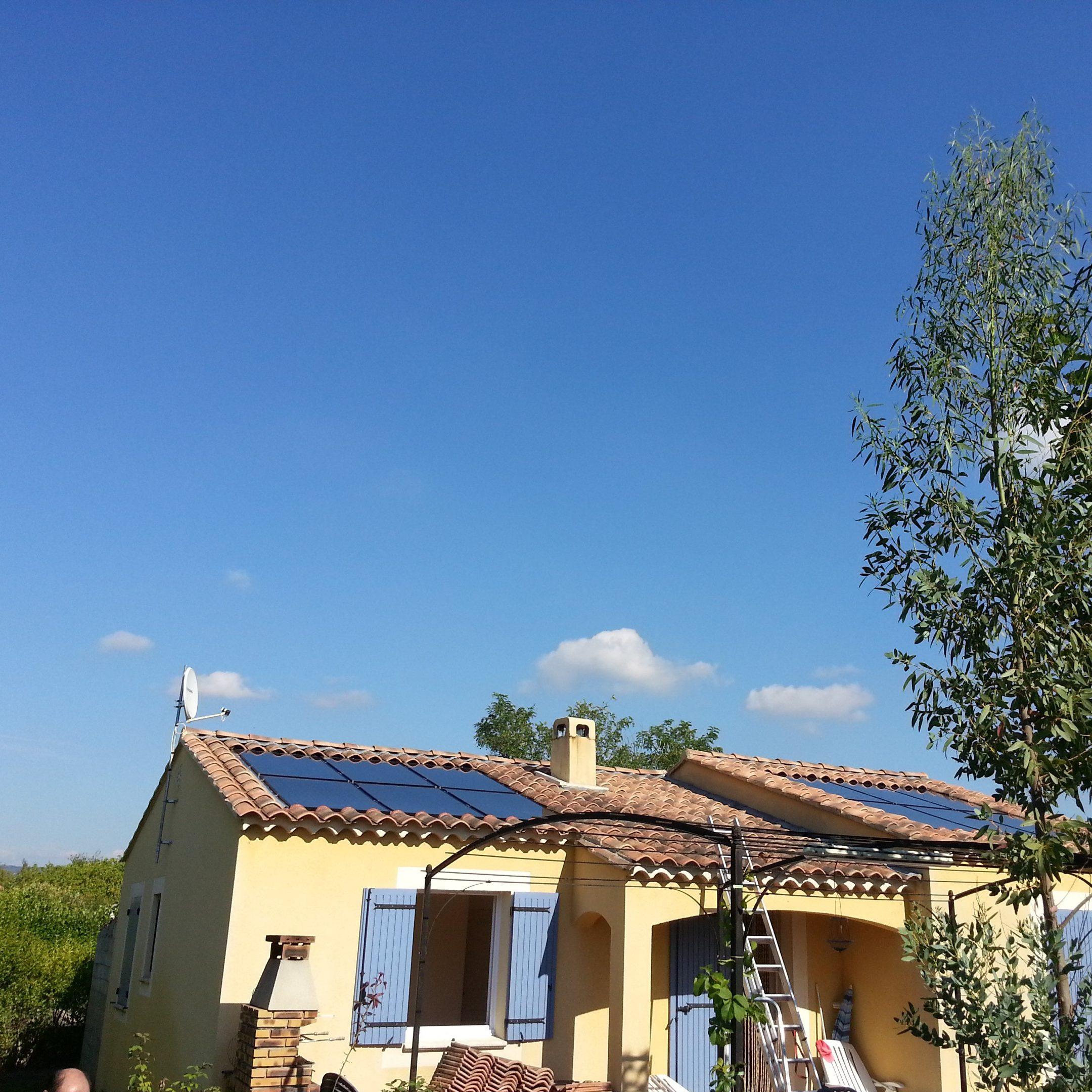 Nos réalisations d'installations de panneaux solaires 16