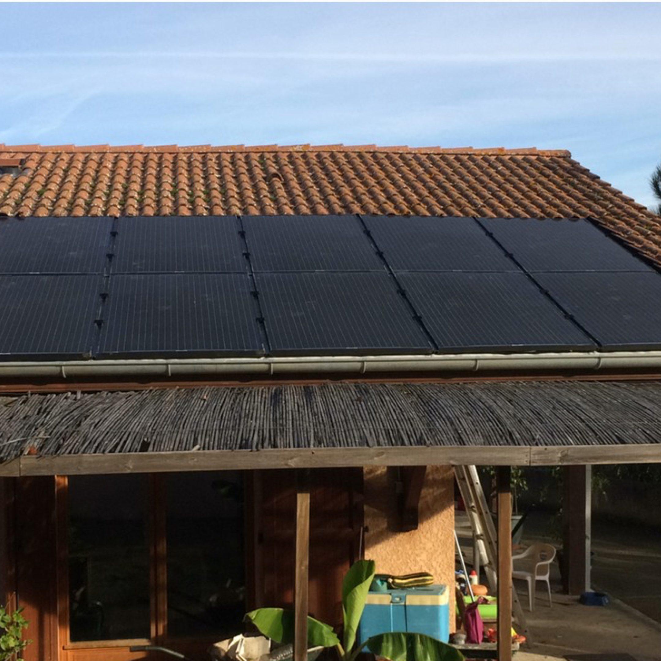 Nos réalisations d'installations de panneaux solaires 18