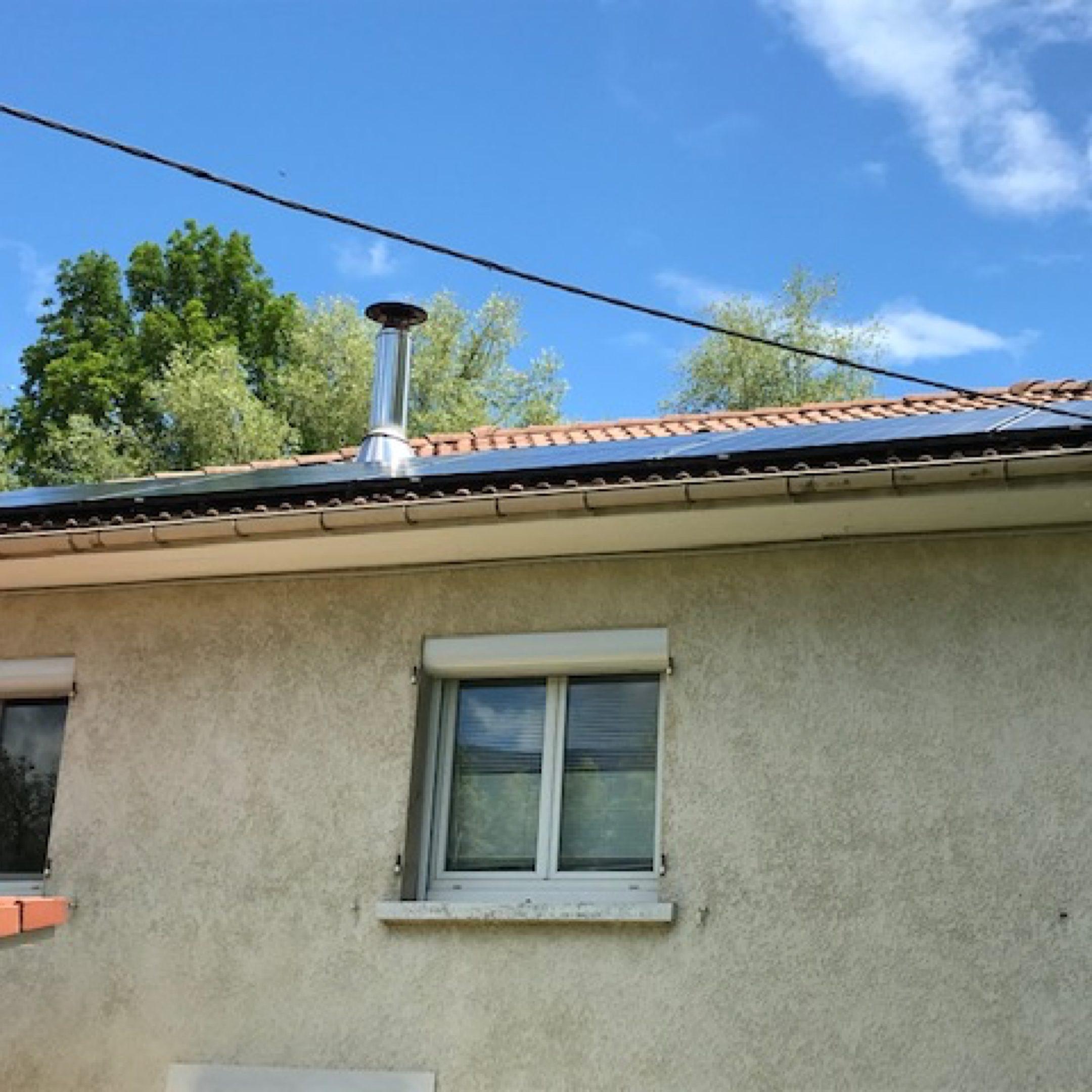 Nos réalisations d'installations de panneaux solaires 3