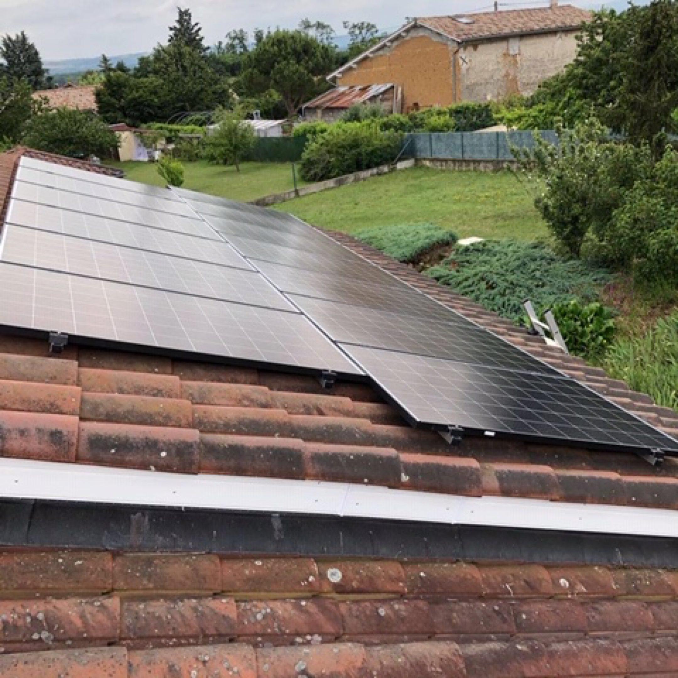 Nos réalisations d'installations de panneaux solaires 5