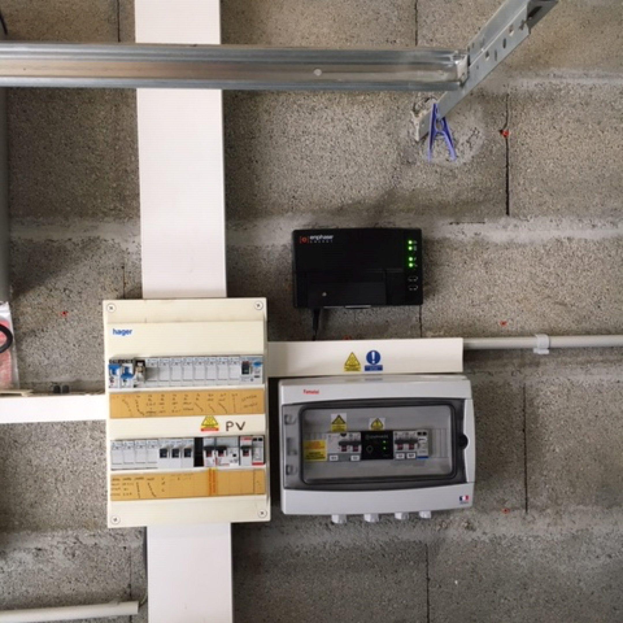 Nos réalisations d'installations de panneaux solaires 6