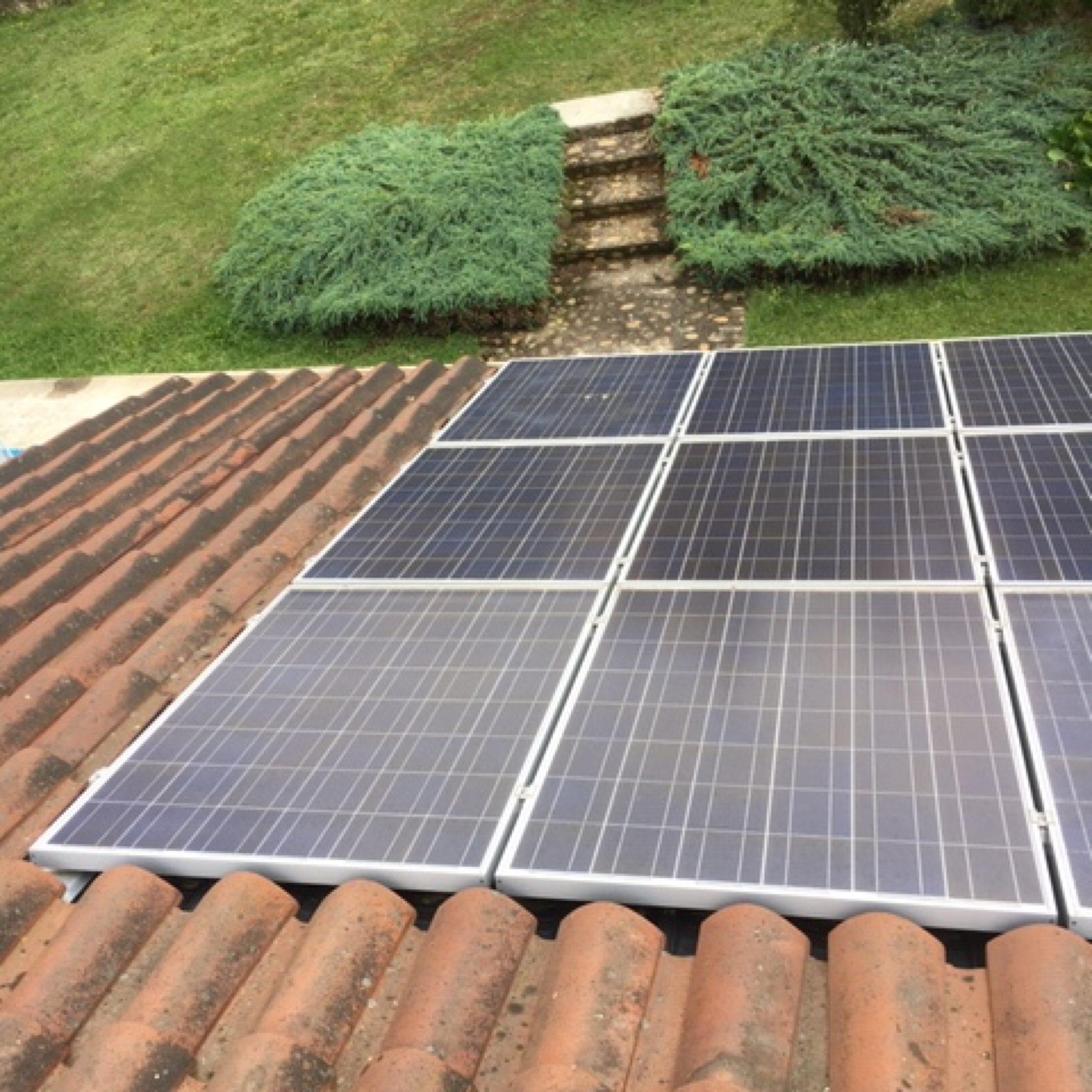 Nos réalisations d'installations de panneaux solaires 7