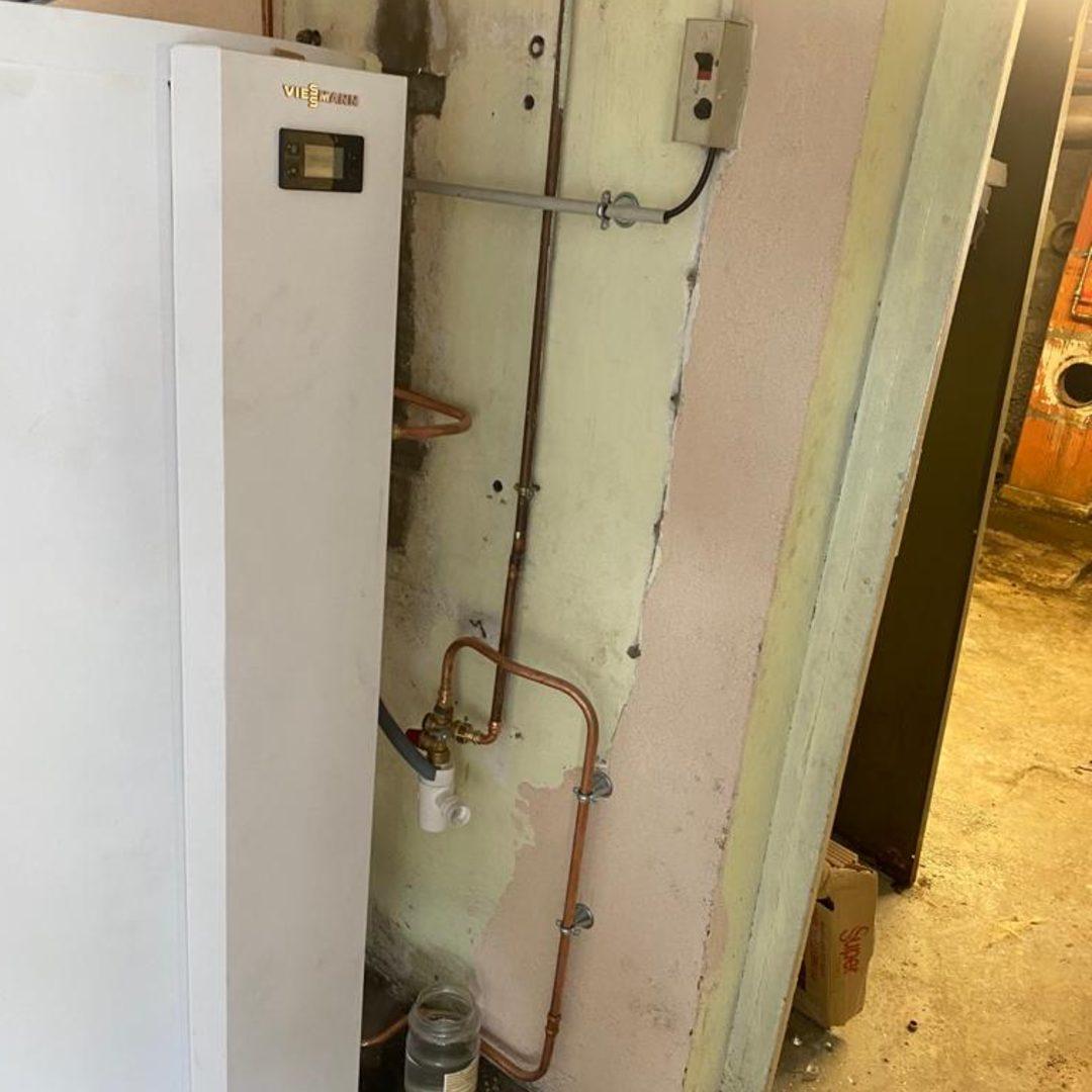 Nos réalisations d'isolation de Chauffe-eau thermodynamique 10