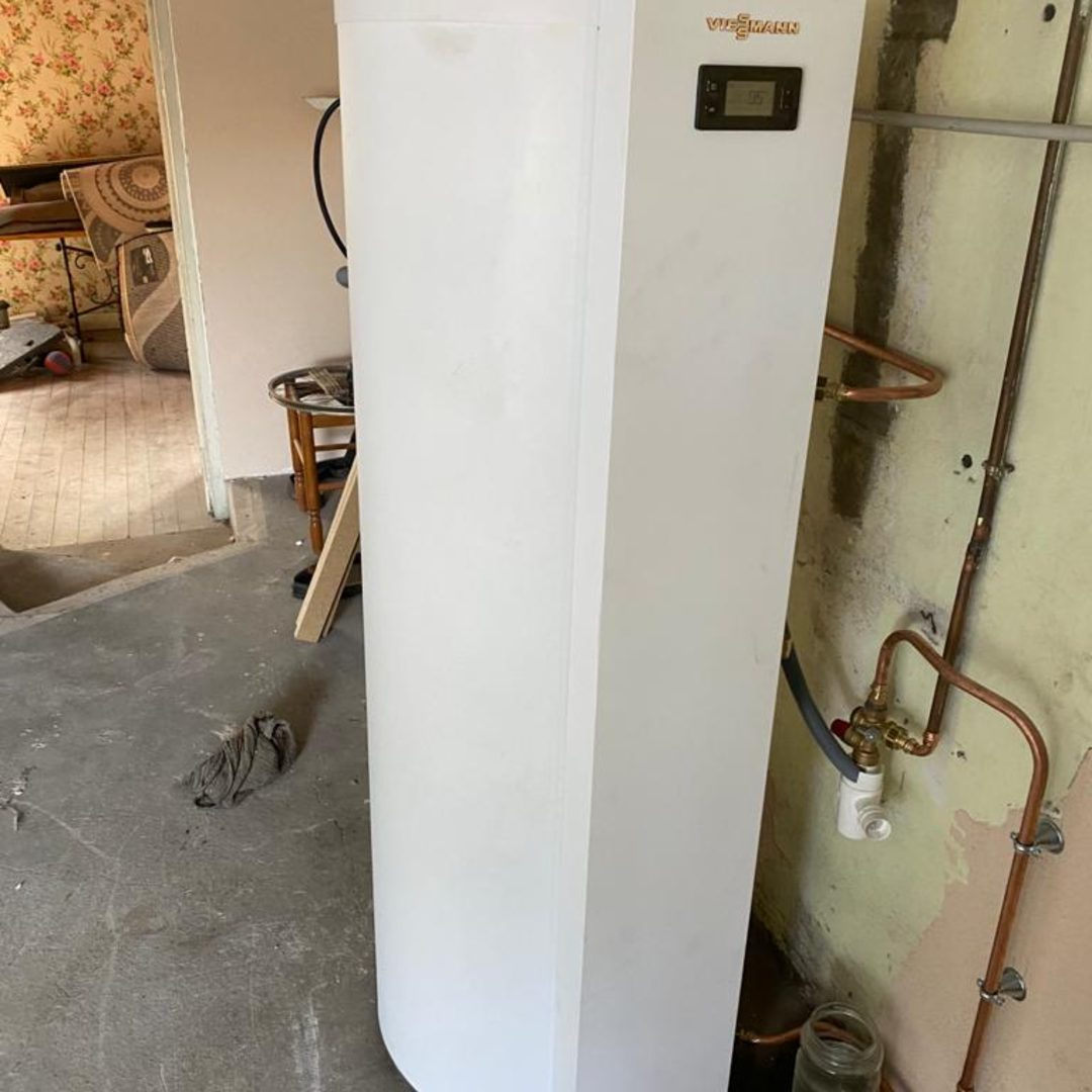 Nos réalisations d'isolation de Chauffe-eau thermodynamique 2